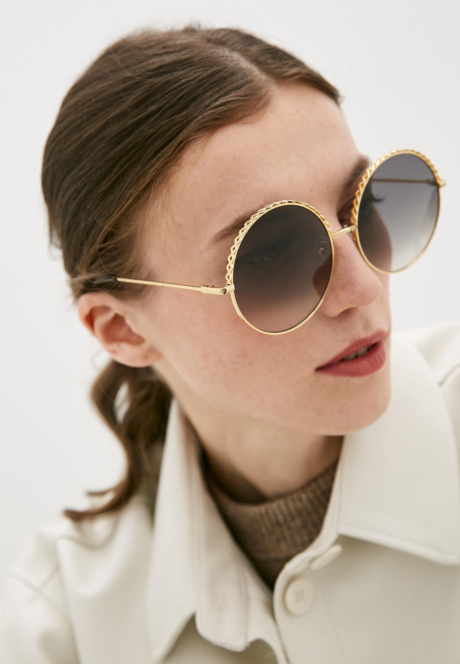 Женские солнцезащитные очки Linda Farrow MW274C1SUN