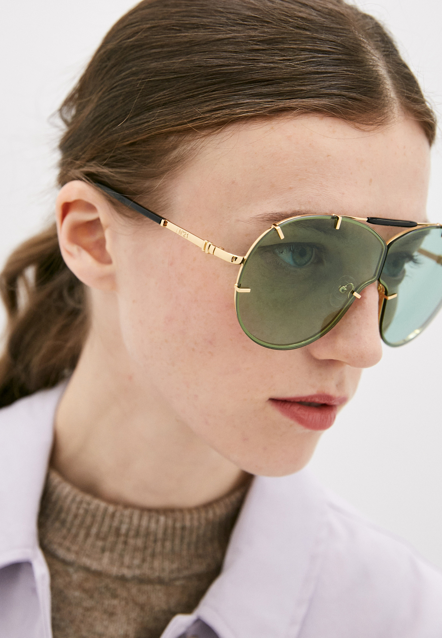 Женские солнцезащитные очки Linda Farrow N21S53C5SUN