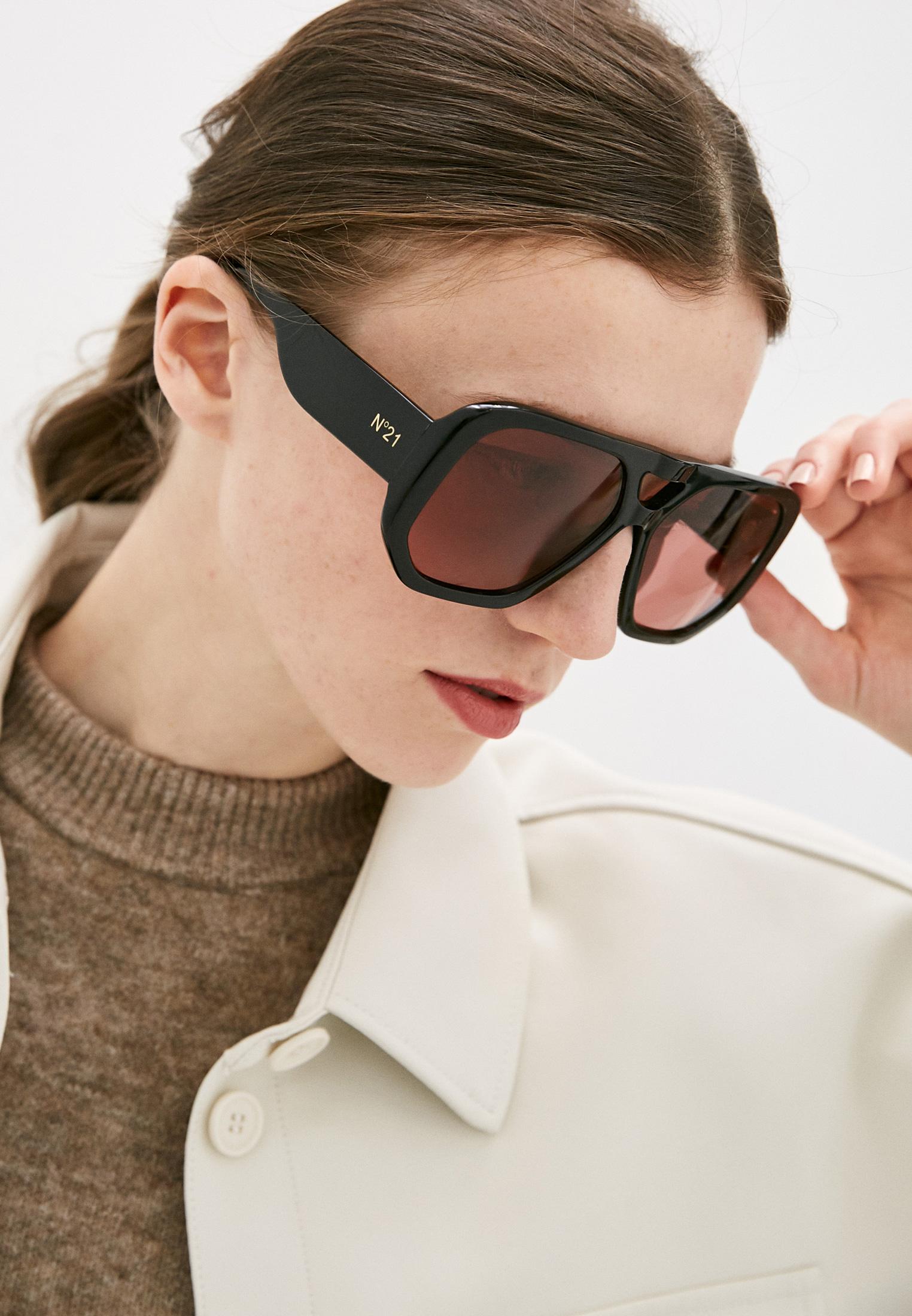 Женские солнцезащитные очки Linda Farrow N21S56C2SUN