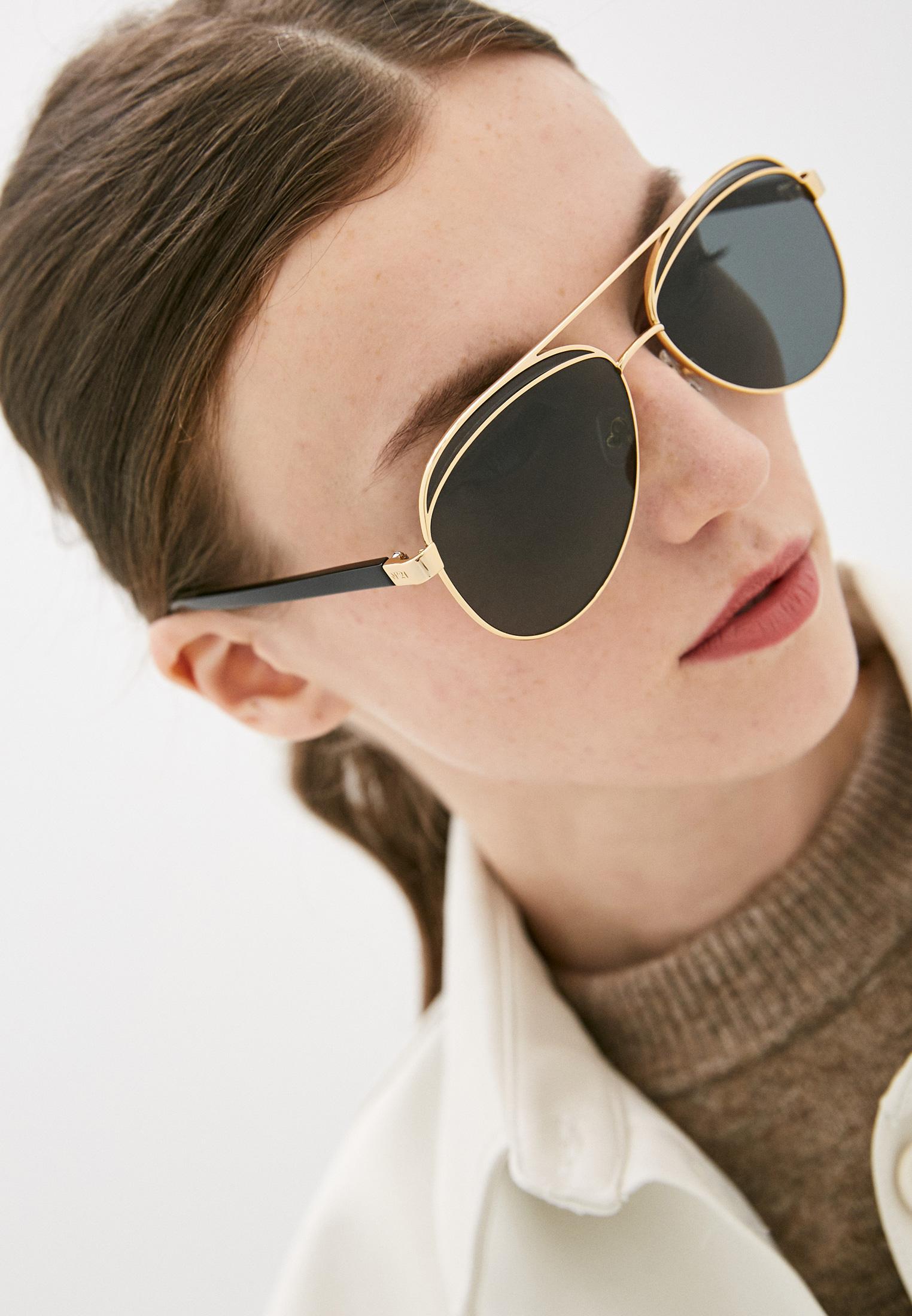 Женские солнцезащитные очки Linda Farrow N21S6C1SUN