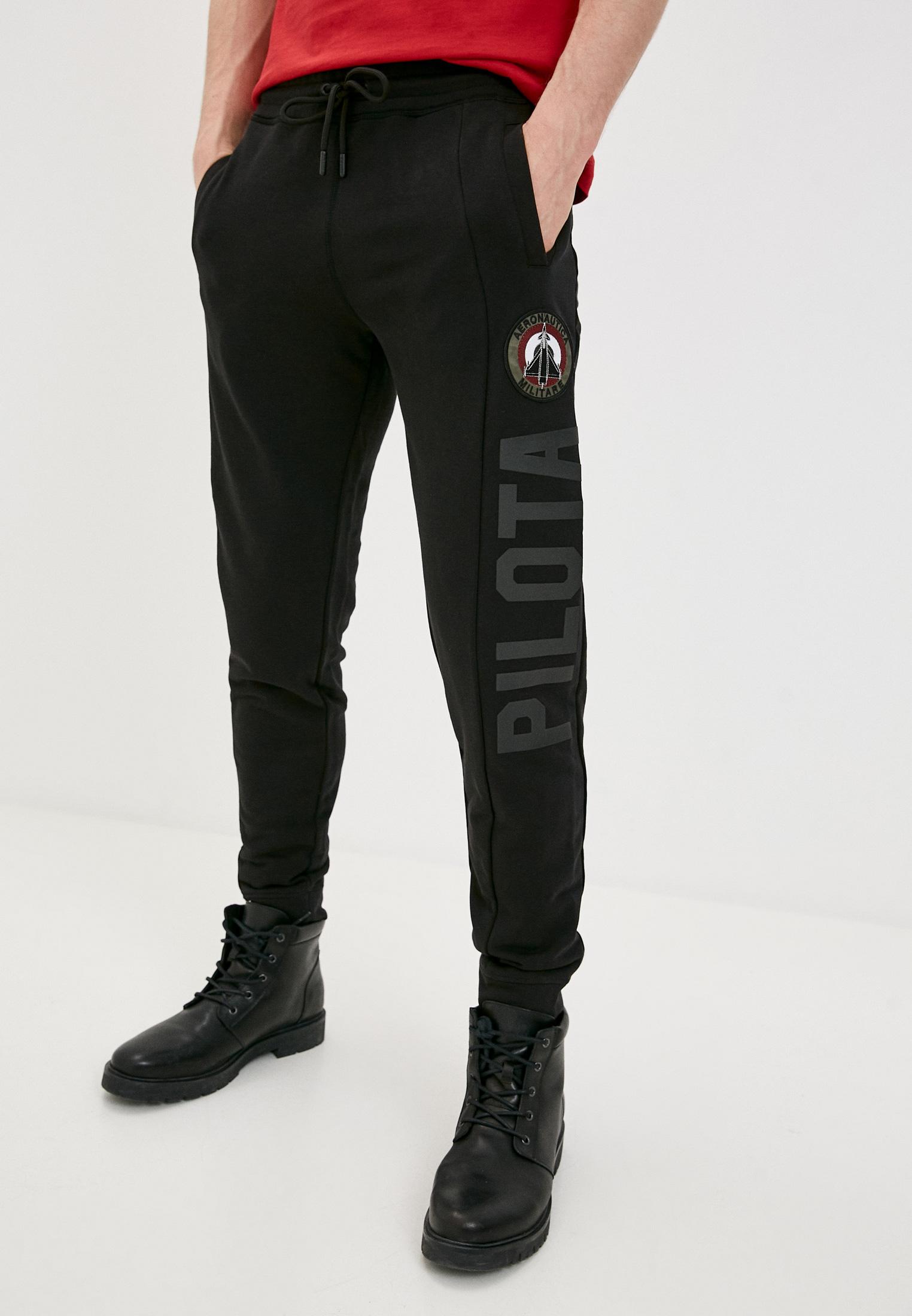 Мужские спортивные брюки Aeronautica Militare PF801F426