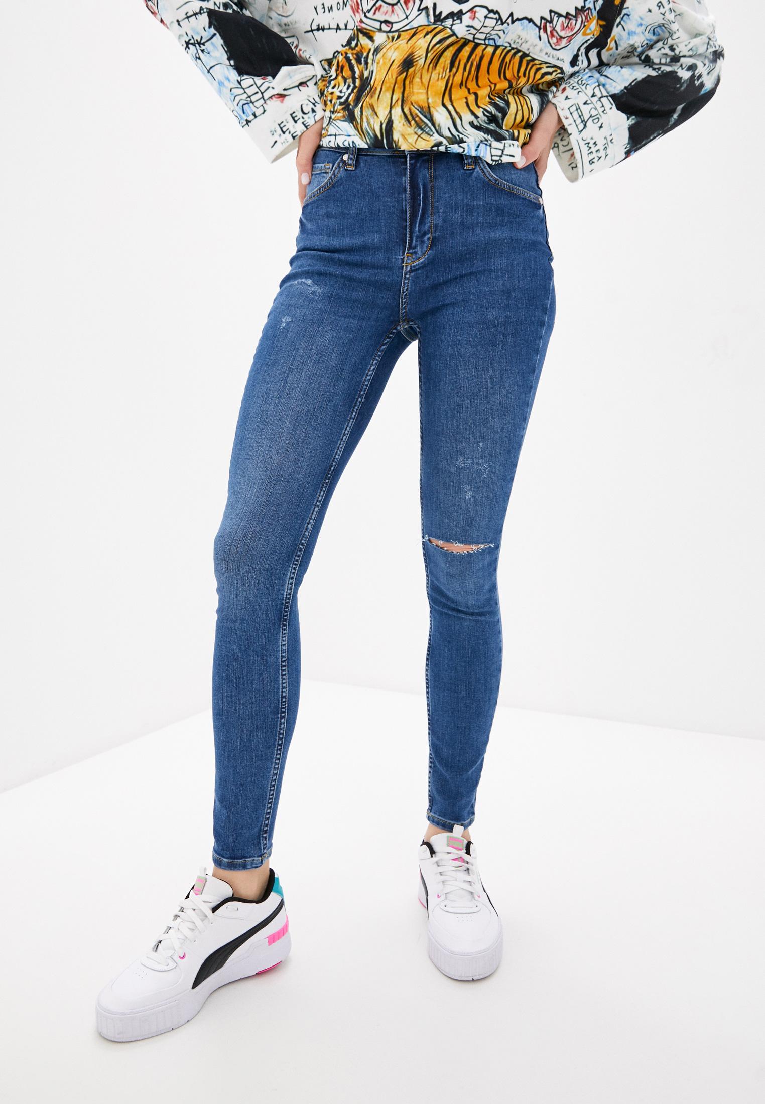 Зауженные джинсы Silvian Heach PGP20311JE