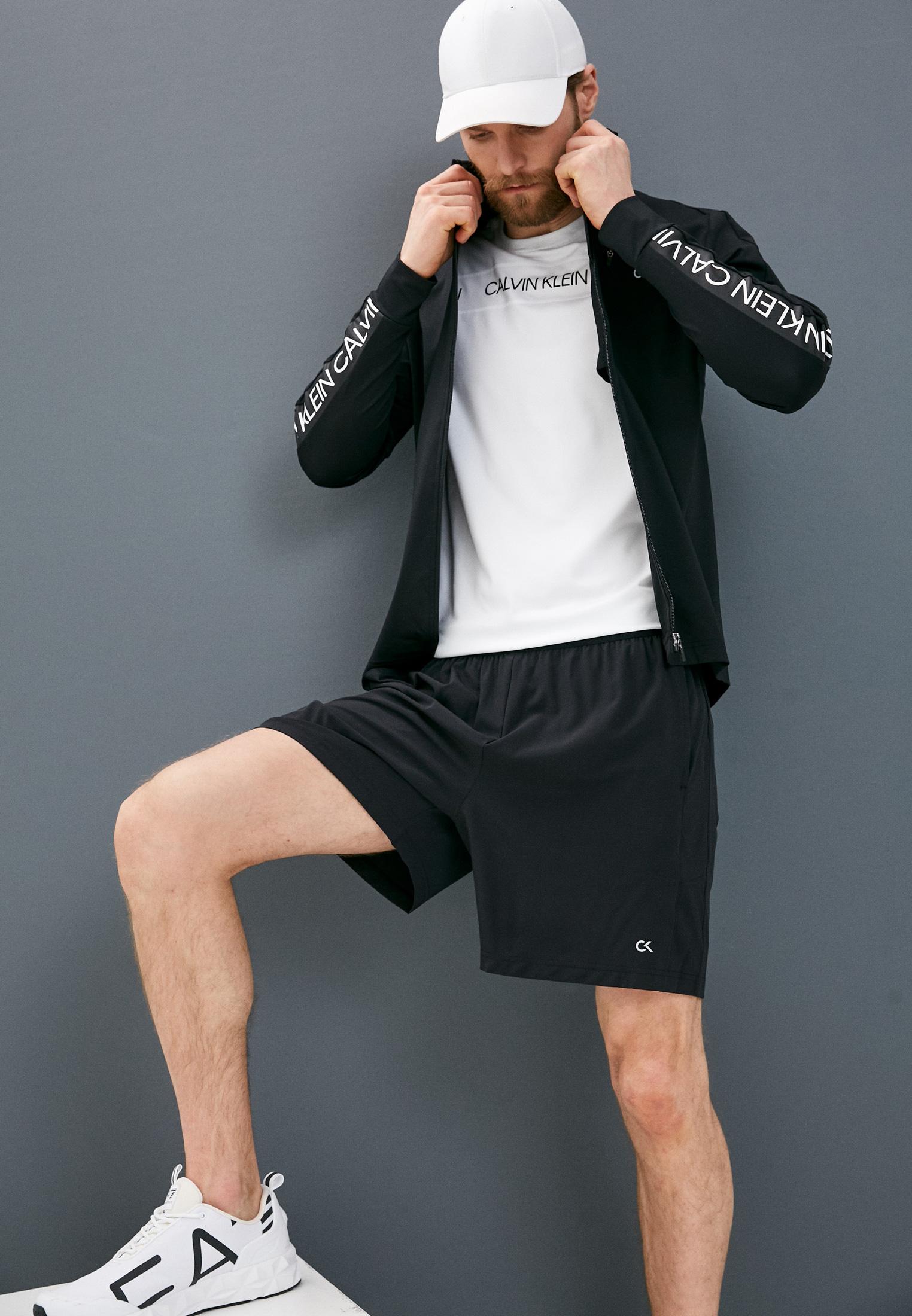 Мужские спортивные шорты Calvin Klein Performance 00GMF0S813: изображение 2
