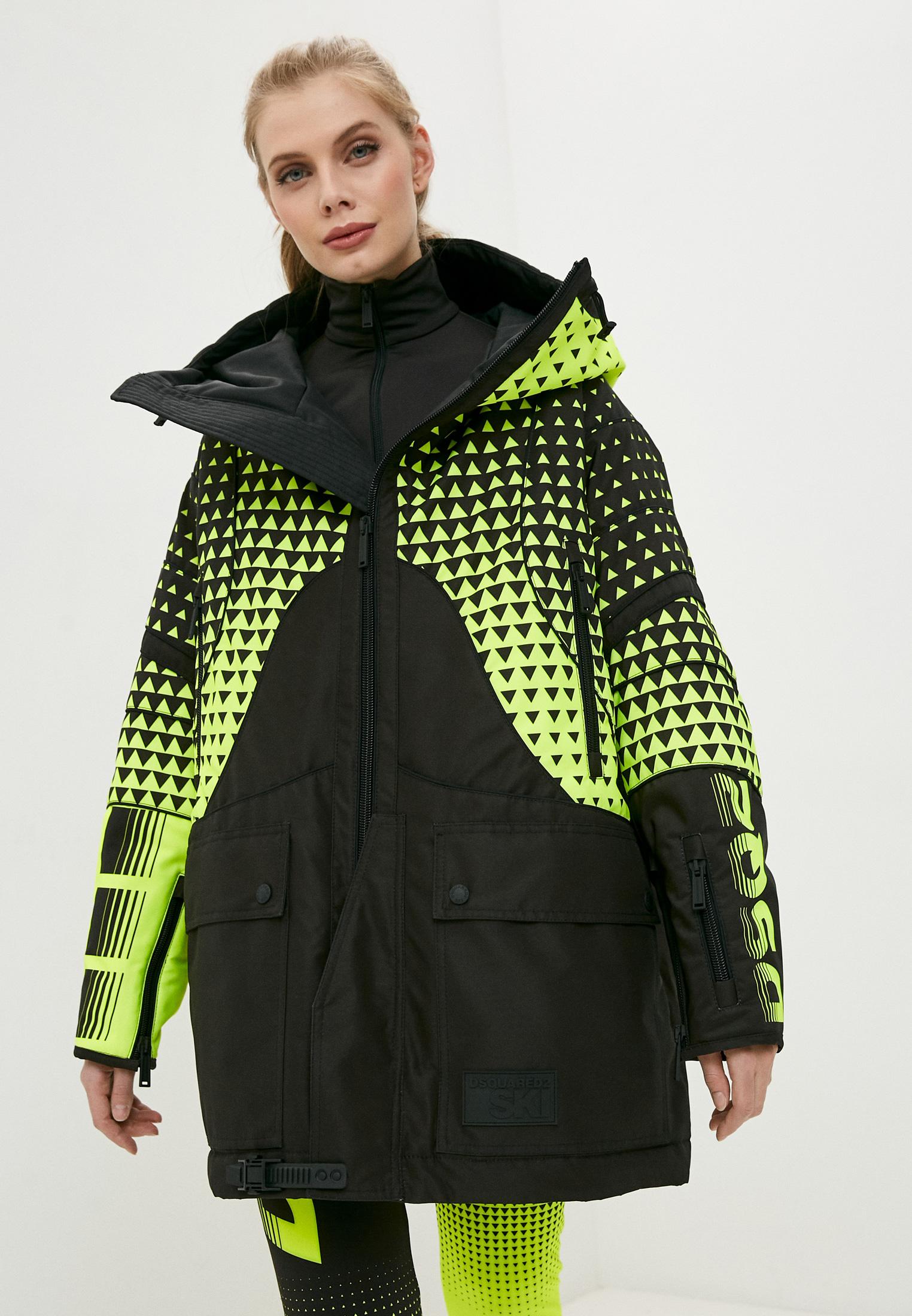 Утепленная куртка Dsquared2 S72AA0386S52295