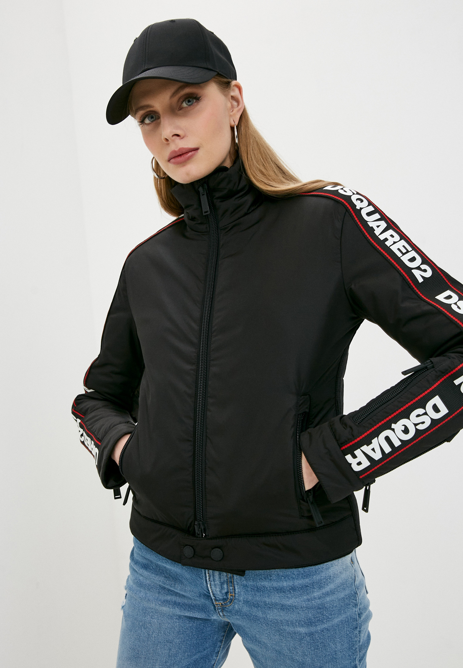Утепленная куртка Dsquared2 Куртка утепленная Dsquared2