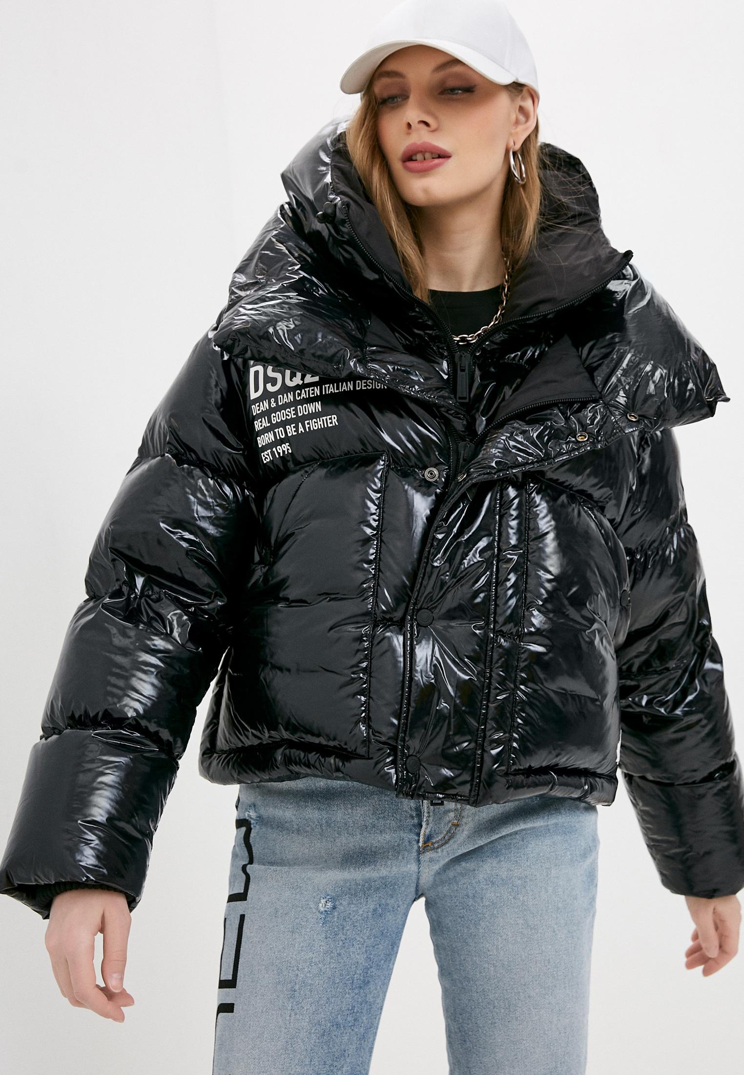 Утепленная куртка Dsquared2 S72AM0749S52326