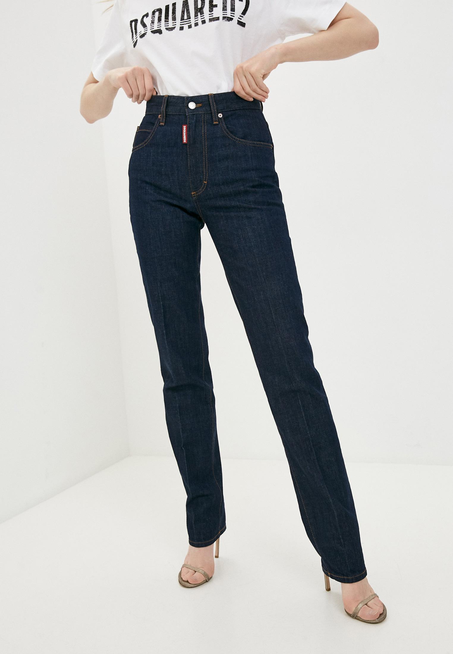 Прямые джинсы Dsquared2 Джинсы Dsquared2