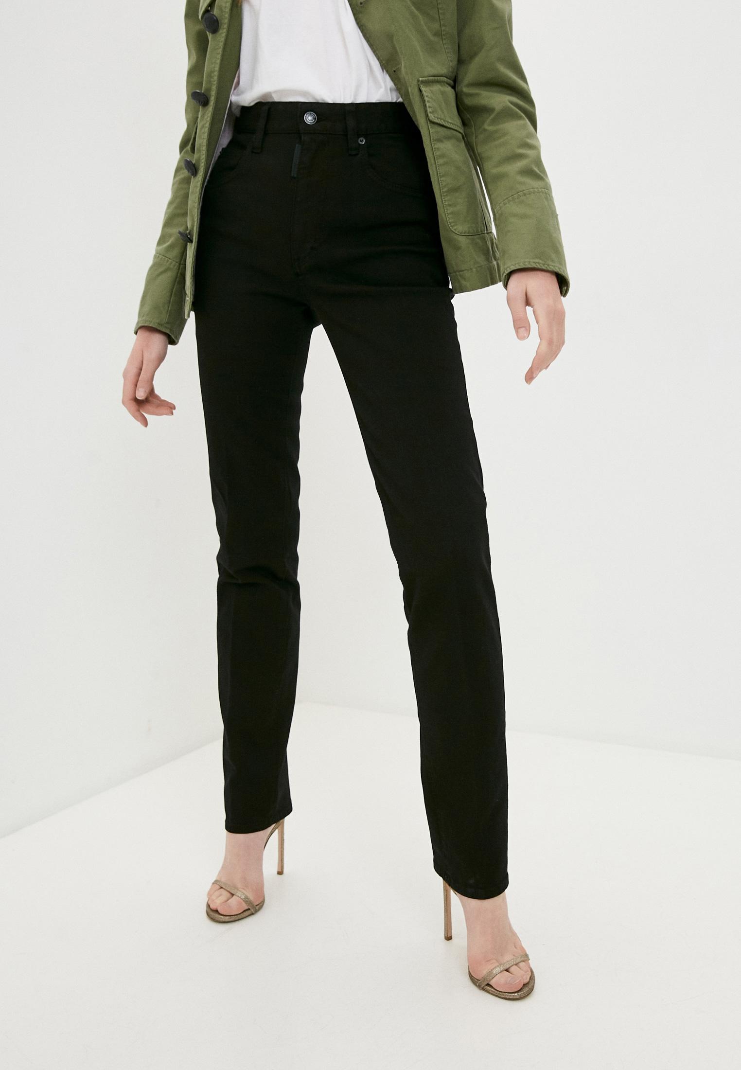 Зауженные джинсы Dsquared2 S73LA0216S39781