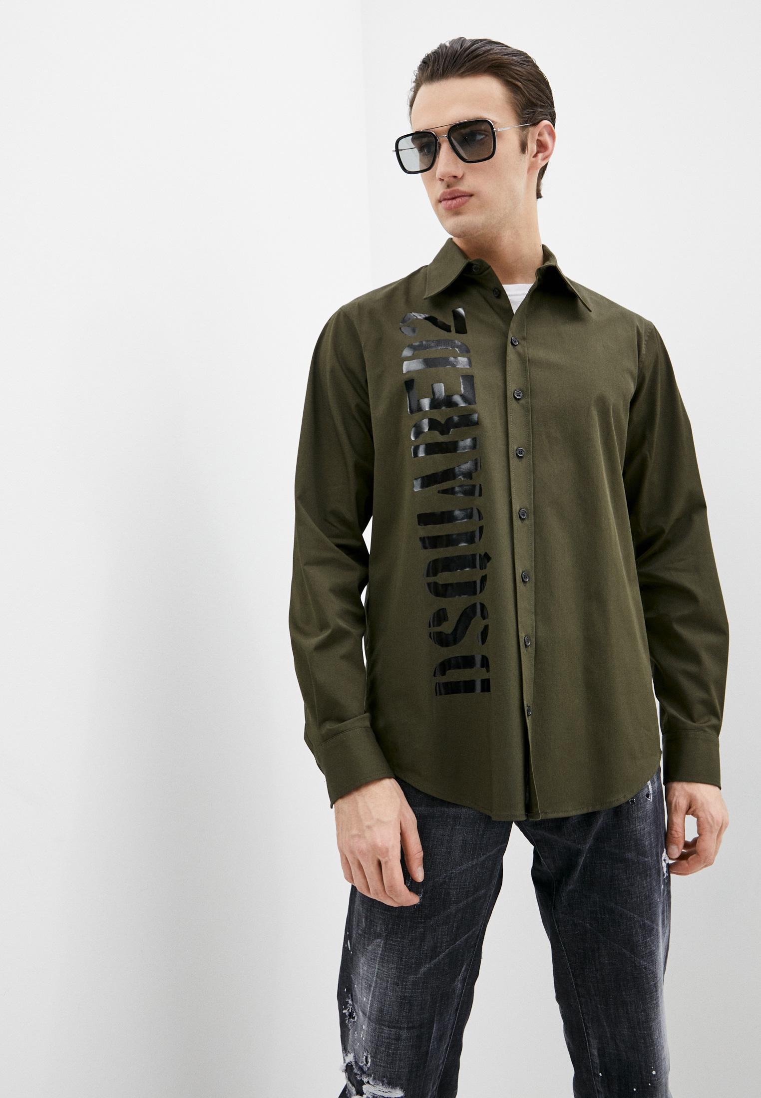 Рубашка с длинным рукавом Dsquared2 Рубашка Dsquared2