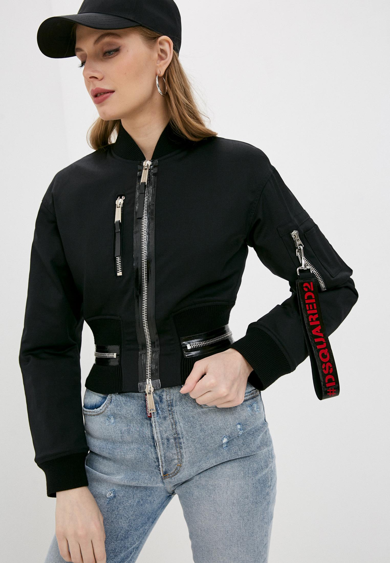 Утепленная куртка Dsquared2 S75AM0613S49597