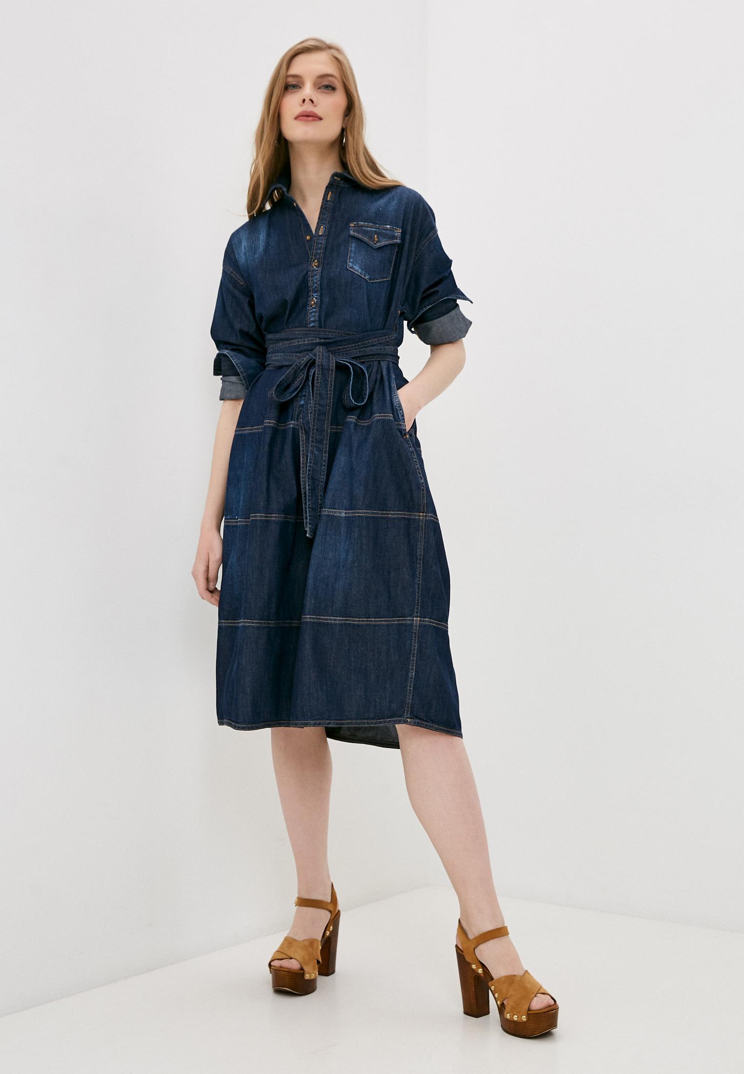 Платье Dsquared2 S75CV0026S30341