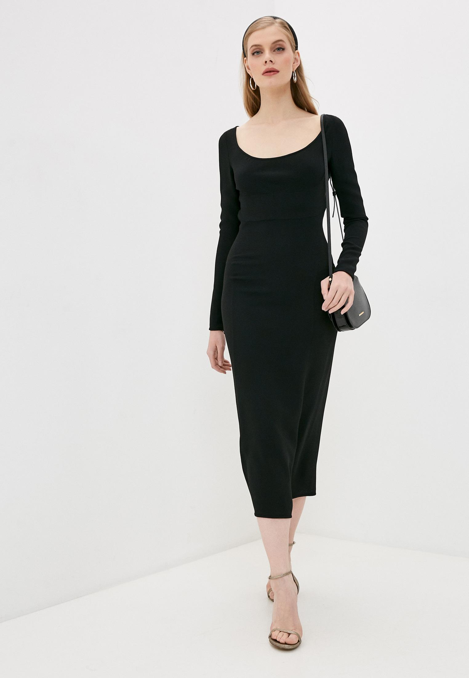 Повседневное платье Dsquared2 Платье Dsquared2