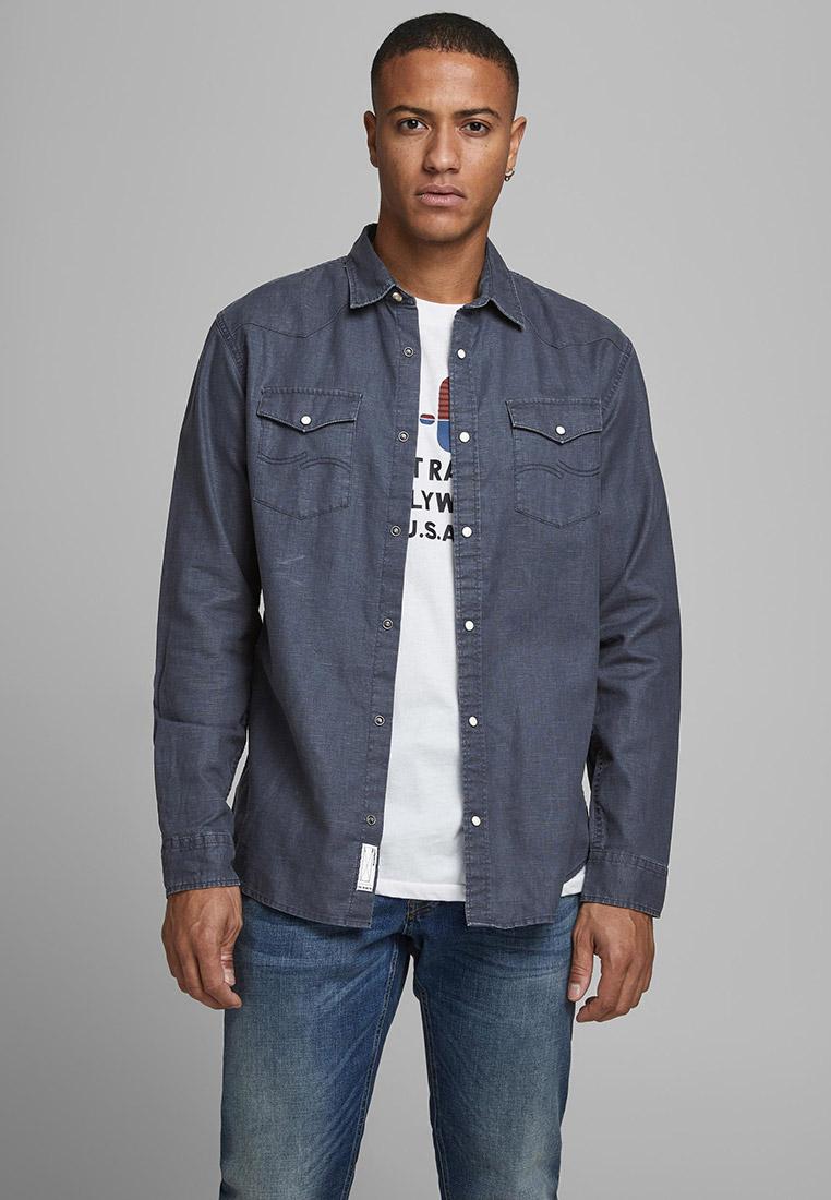 Рубашка с длинным рукавом Jack & Jones (Джек Энд Джонс) 12183233