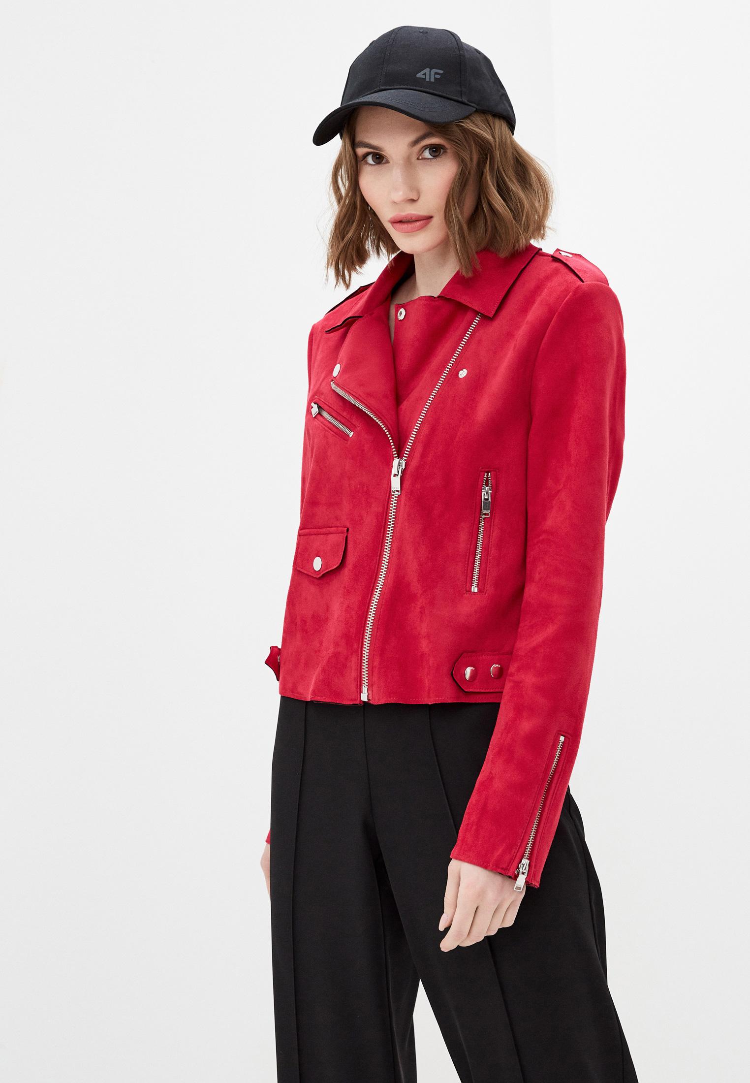 Кожаная куртка Only (Онли) 15198427