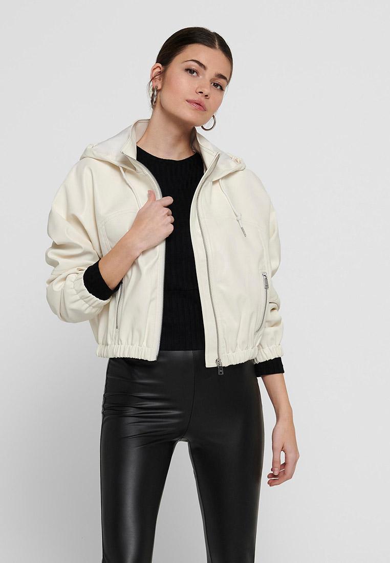 Кожаная куртка Only (Онли) 15220439