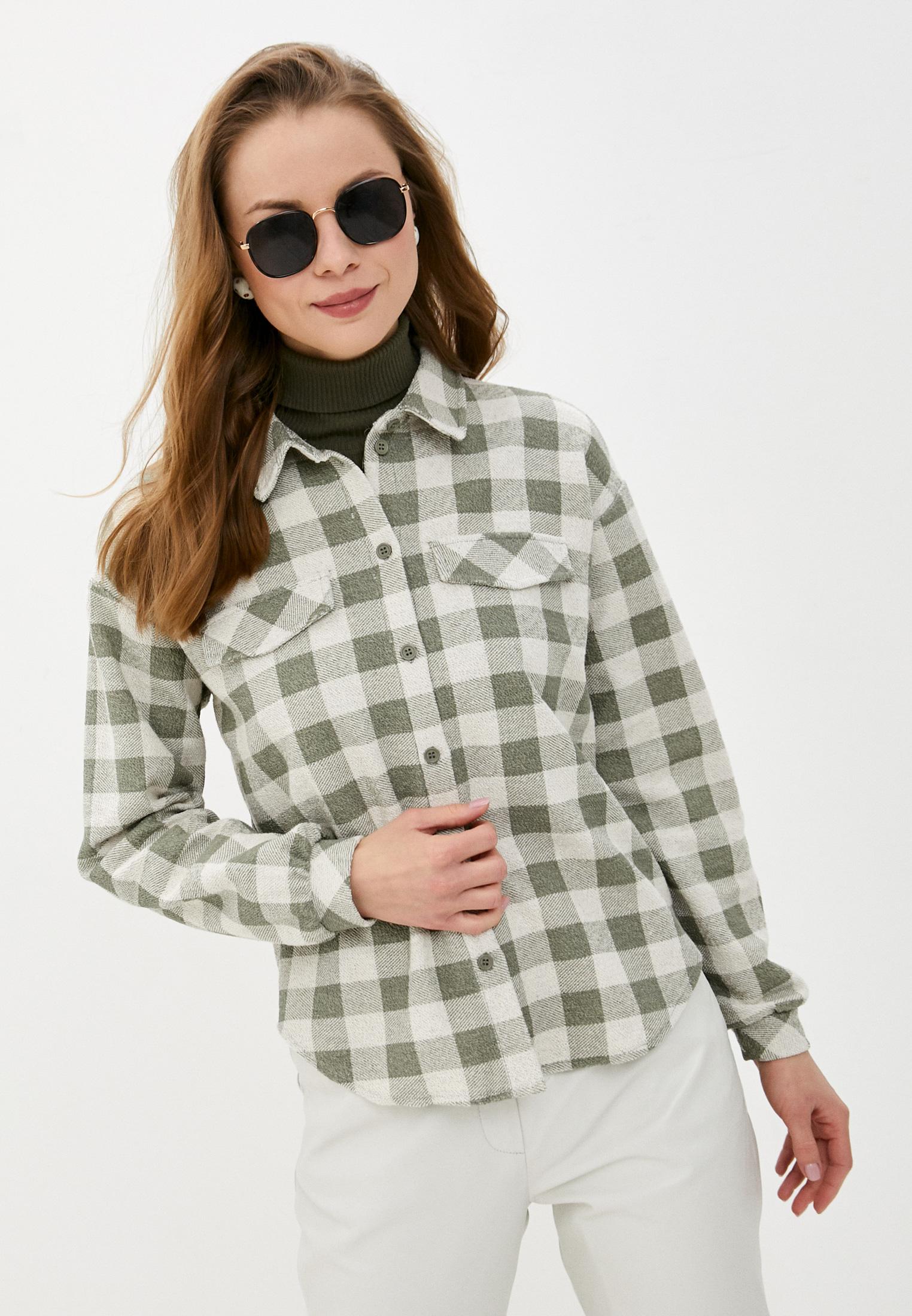 Женские рубашки с длинным рукавом Pieces Рубашка Pieces