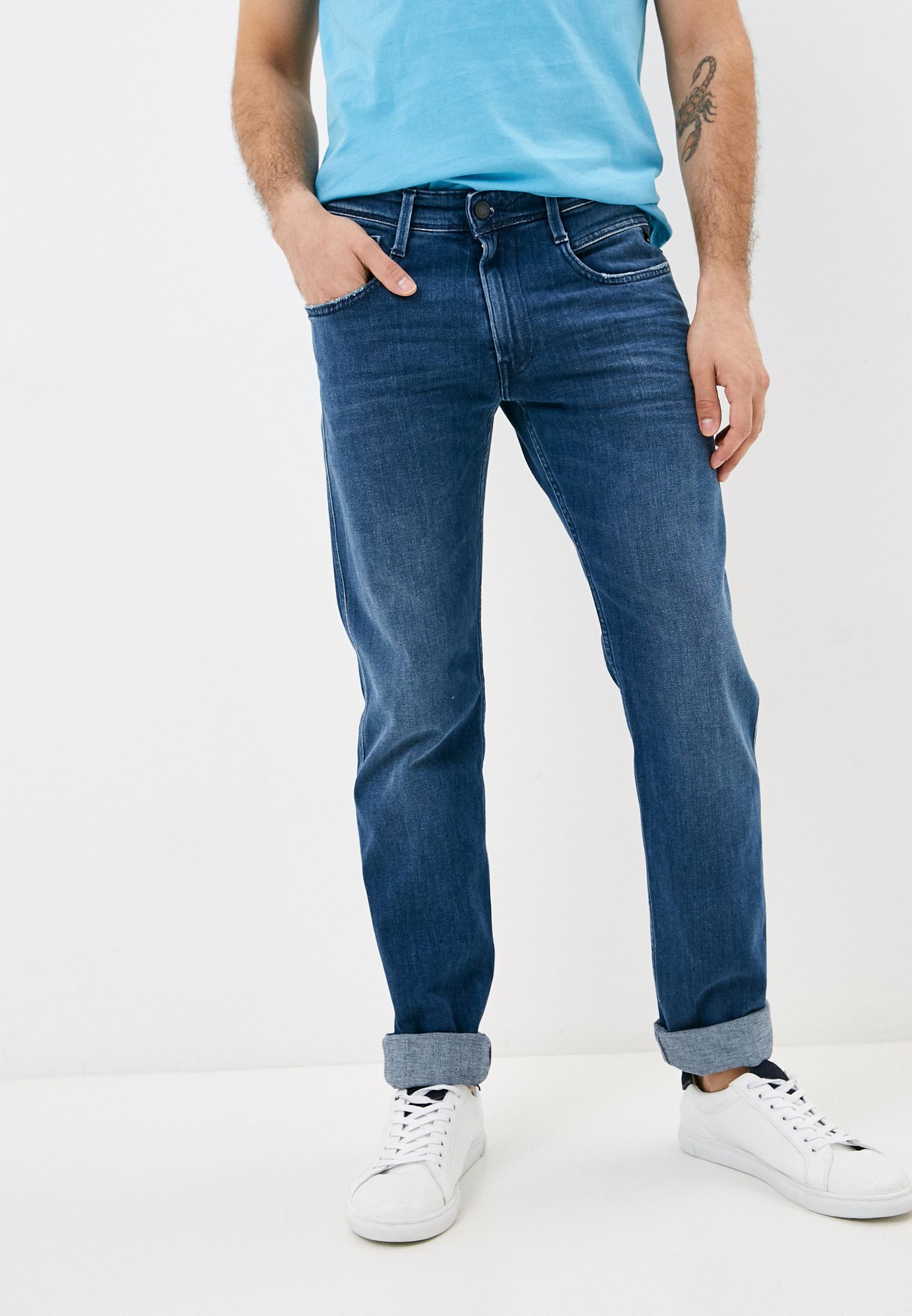 Зауженные джинсы Replay (Реплей) M914Y.000.353862