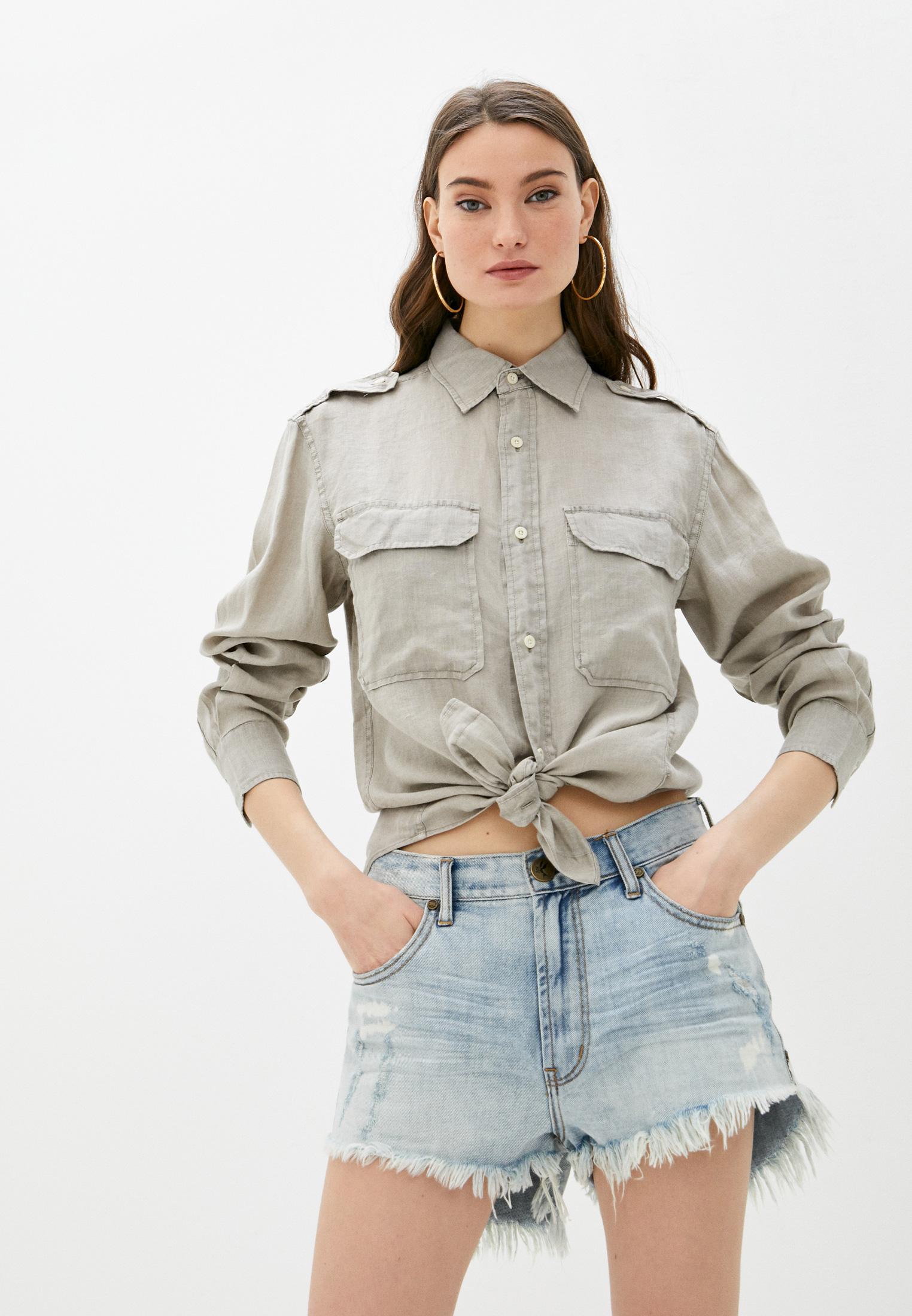 Женские рубашки с длинным рукавом Replay (Реплей) W2048A.000.84076G