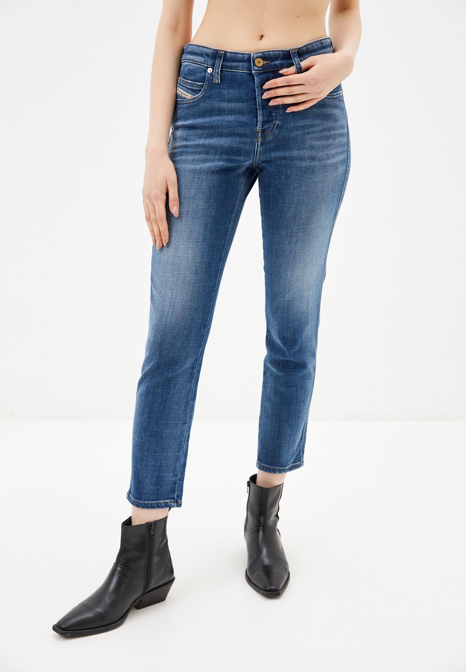 Зауженные джинсы Diesel (Дизель) 00S7LY0098Z
