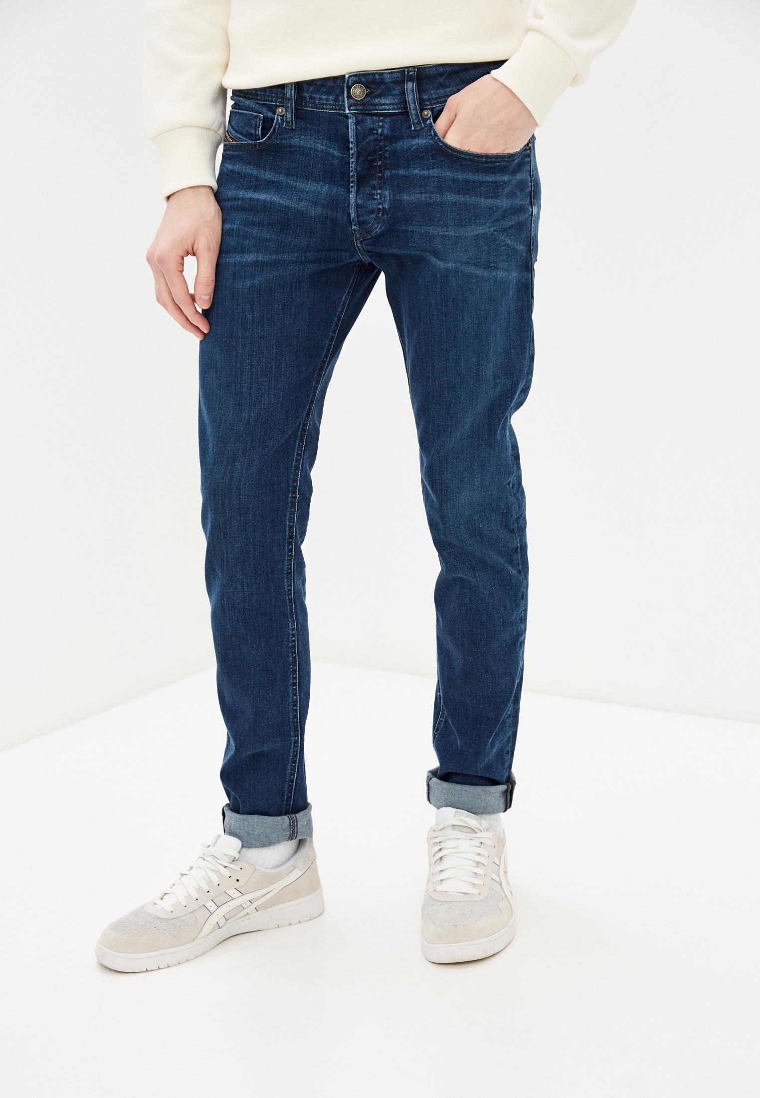 Зауженные джинсы Diesel (Дизель) 00SWJF009QI