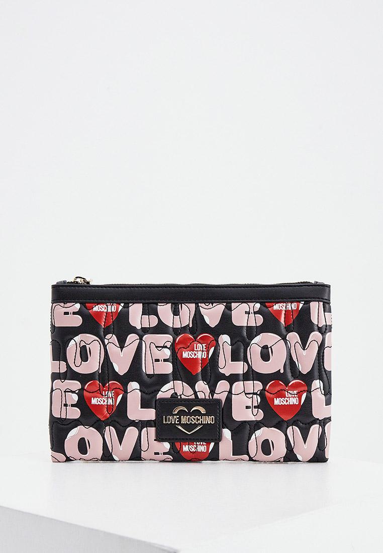 Клатч Love Moschino JC4227PP0AKE