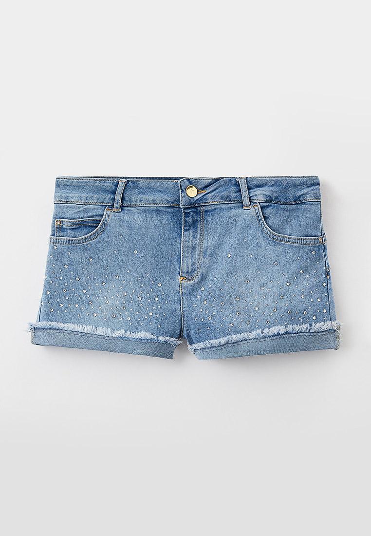 Шорты для девочек Liu Jo Junior Шорты джинсовые Liu Jo Junior