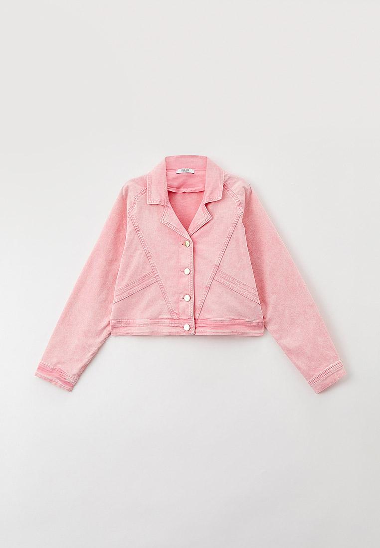 Ветровка Liu Jo Junior Куртка джинсовая Liu Jo Junior