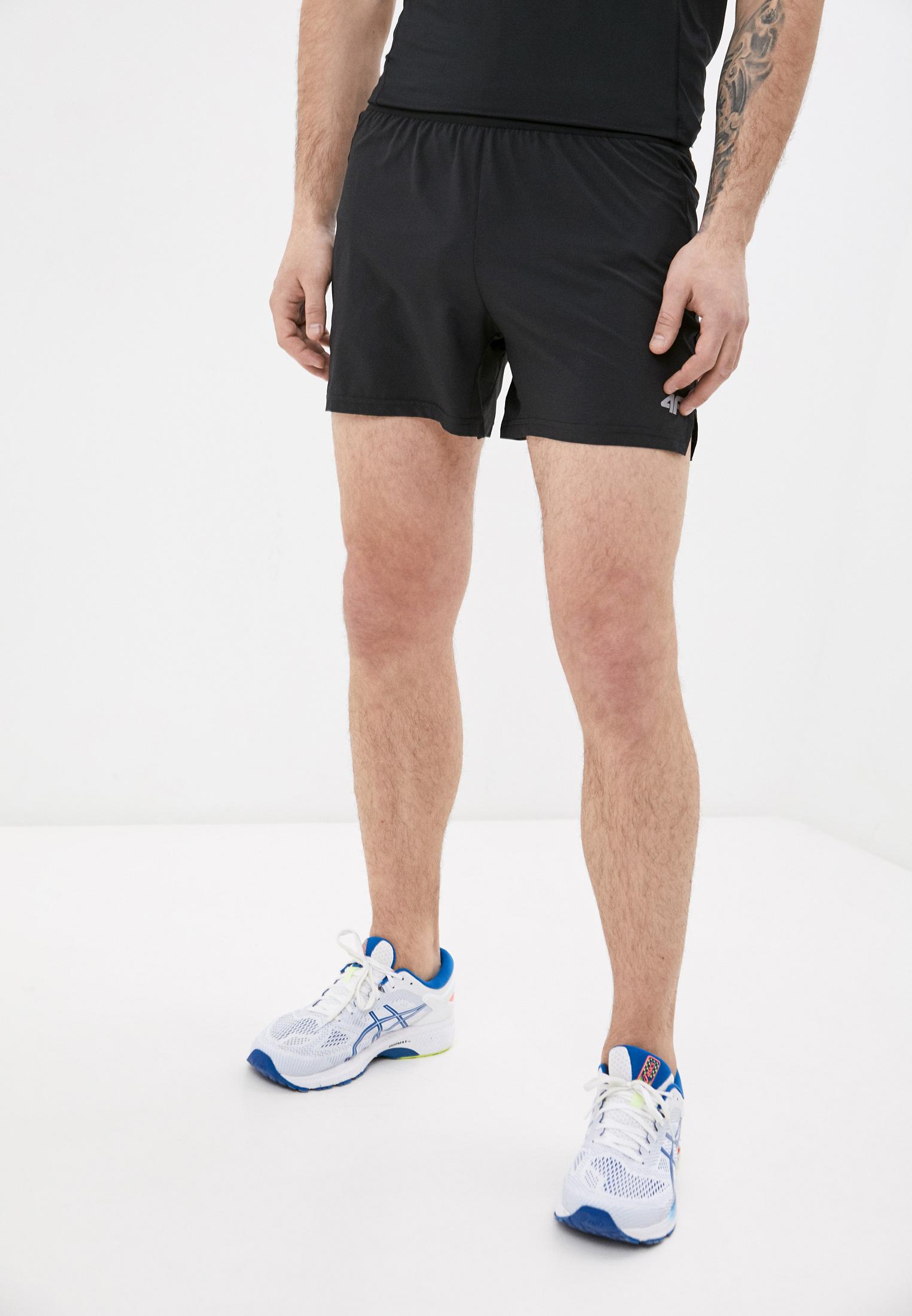 Мужские спортивные шорты 4F (4Ф) H4L21-SKMF011