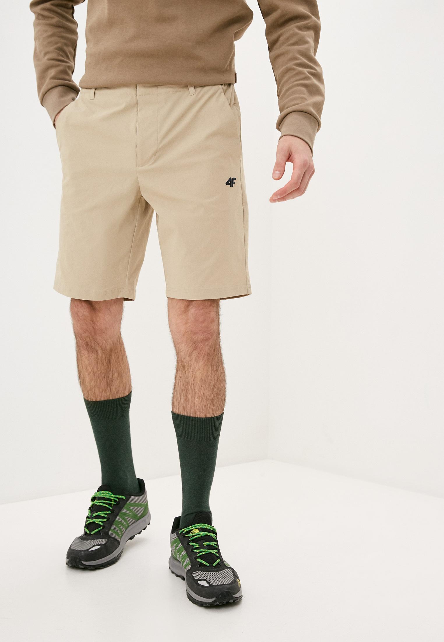 Мужские спортивные шорты 4F (4Ф) H4L21-SKMF081: изображение 1
