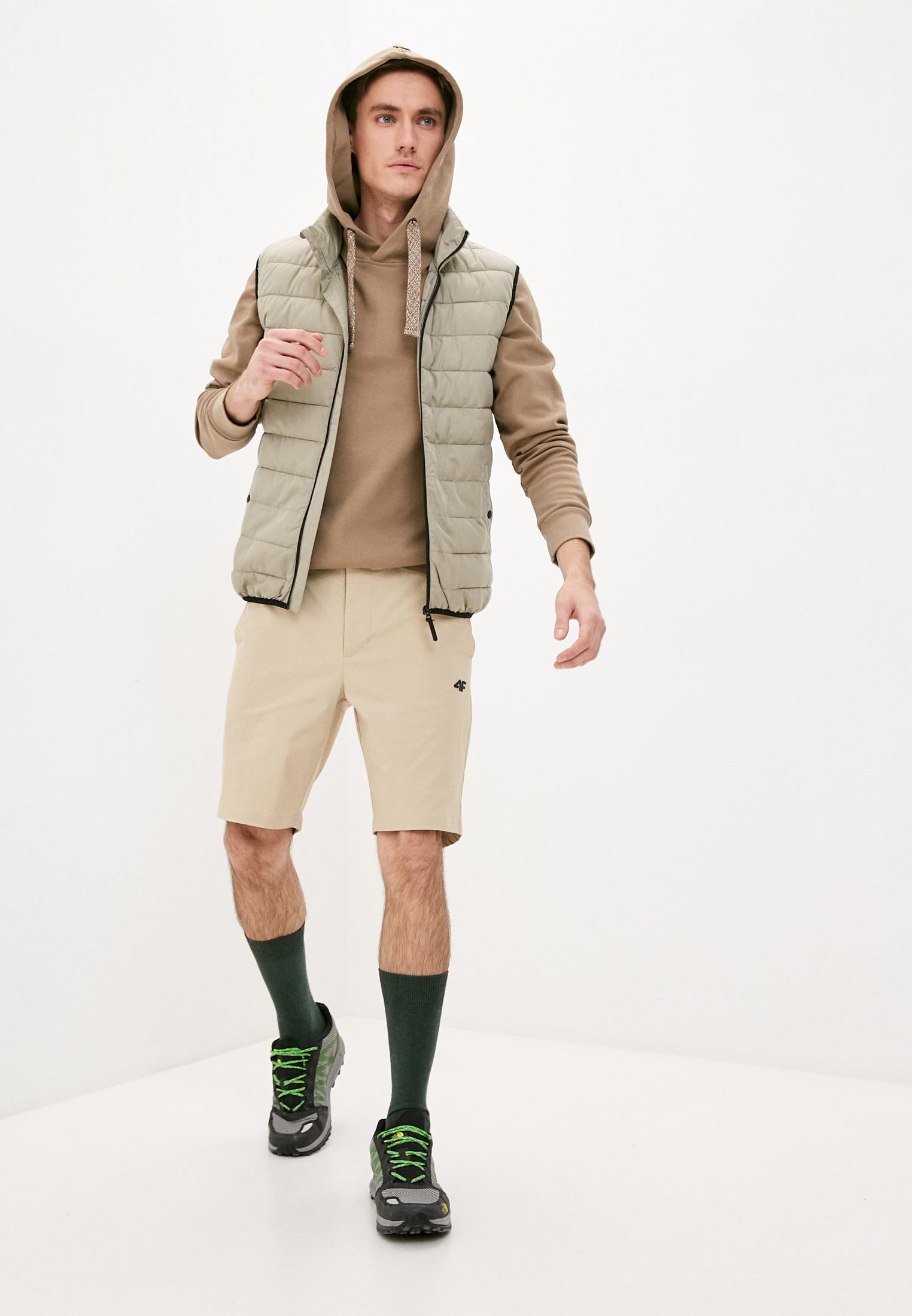 Мужские спортивные шорты 4F (4Ф) H4L21-SKMF081: изображение 2