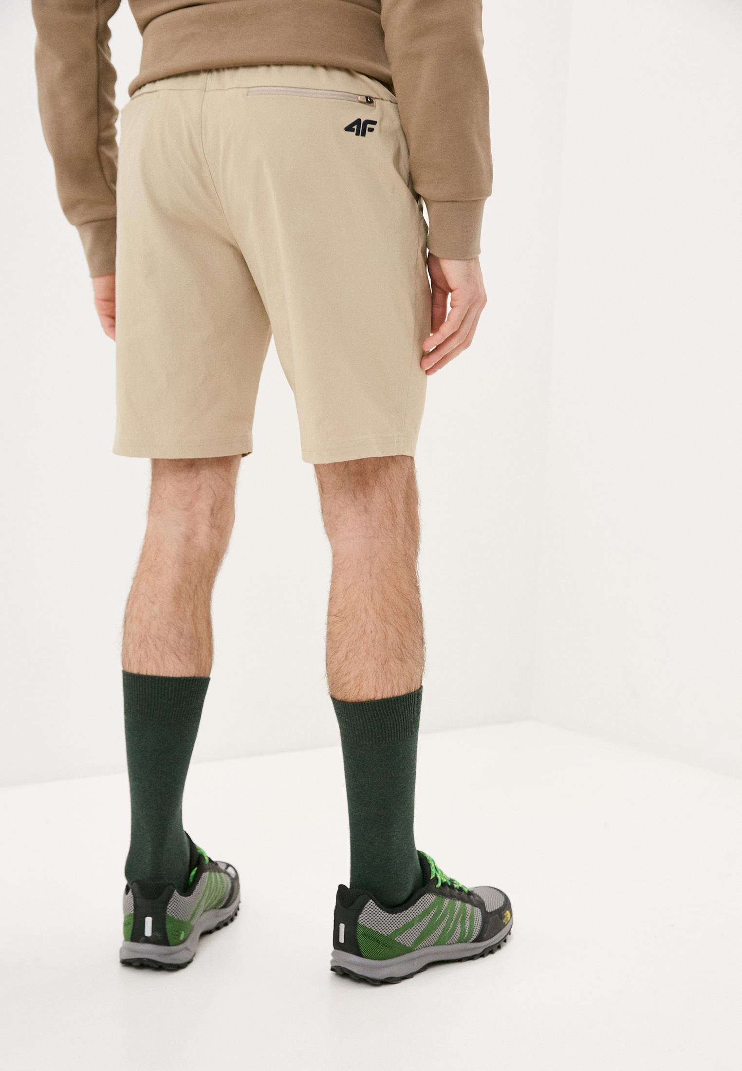 Мужские спортивные шорты 4F (4Ф) H4L21-SKMF081: изображение 3