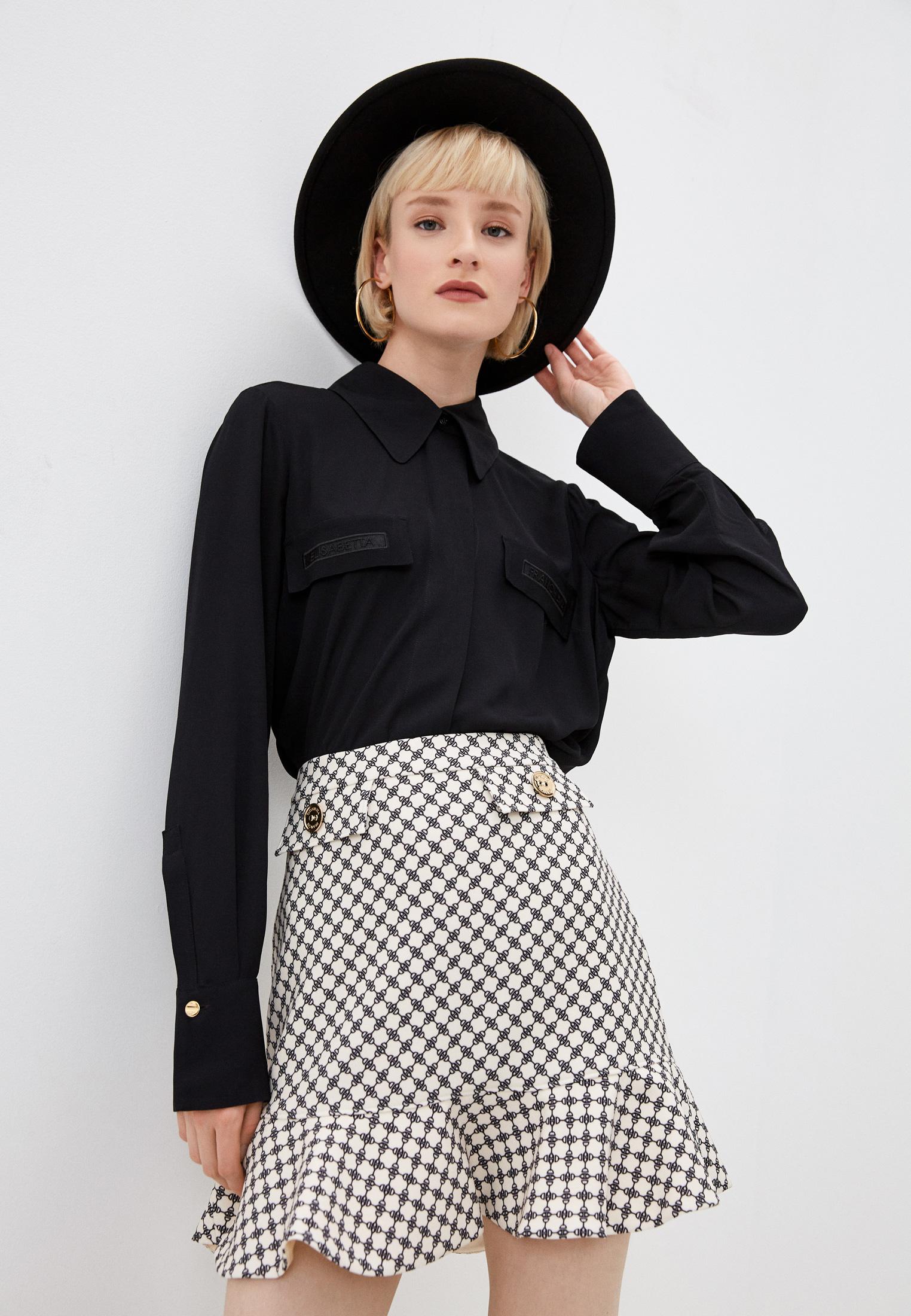Блуза Elisabetta Franchi CA28111E2