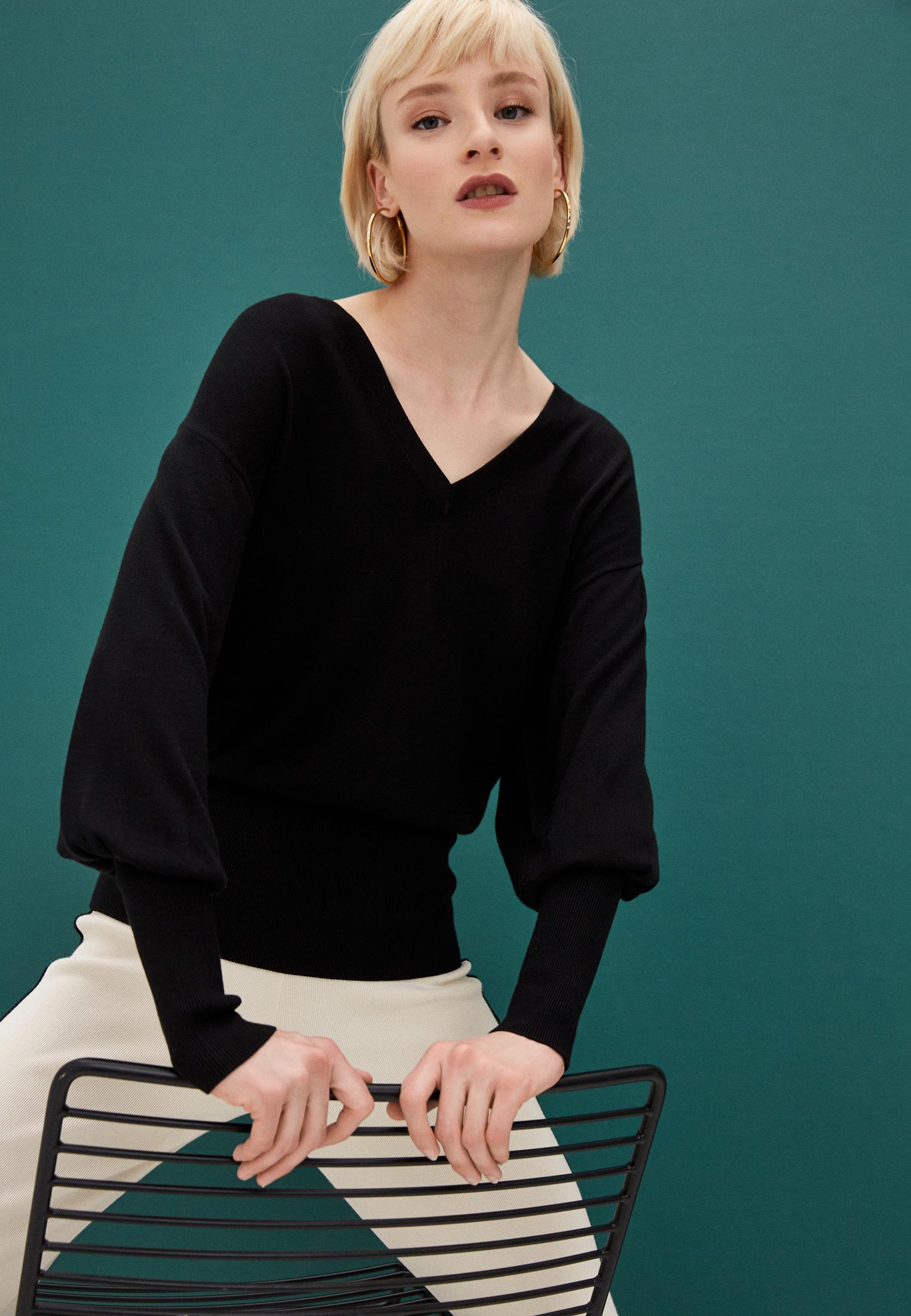 Пуловер Elisabetta Franchi MK75S11E2: изображение 2