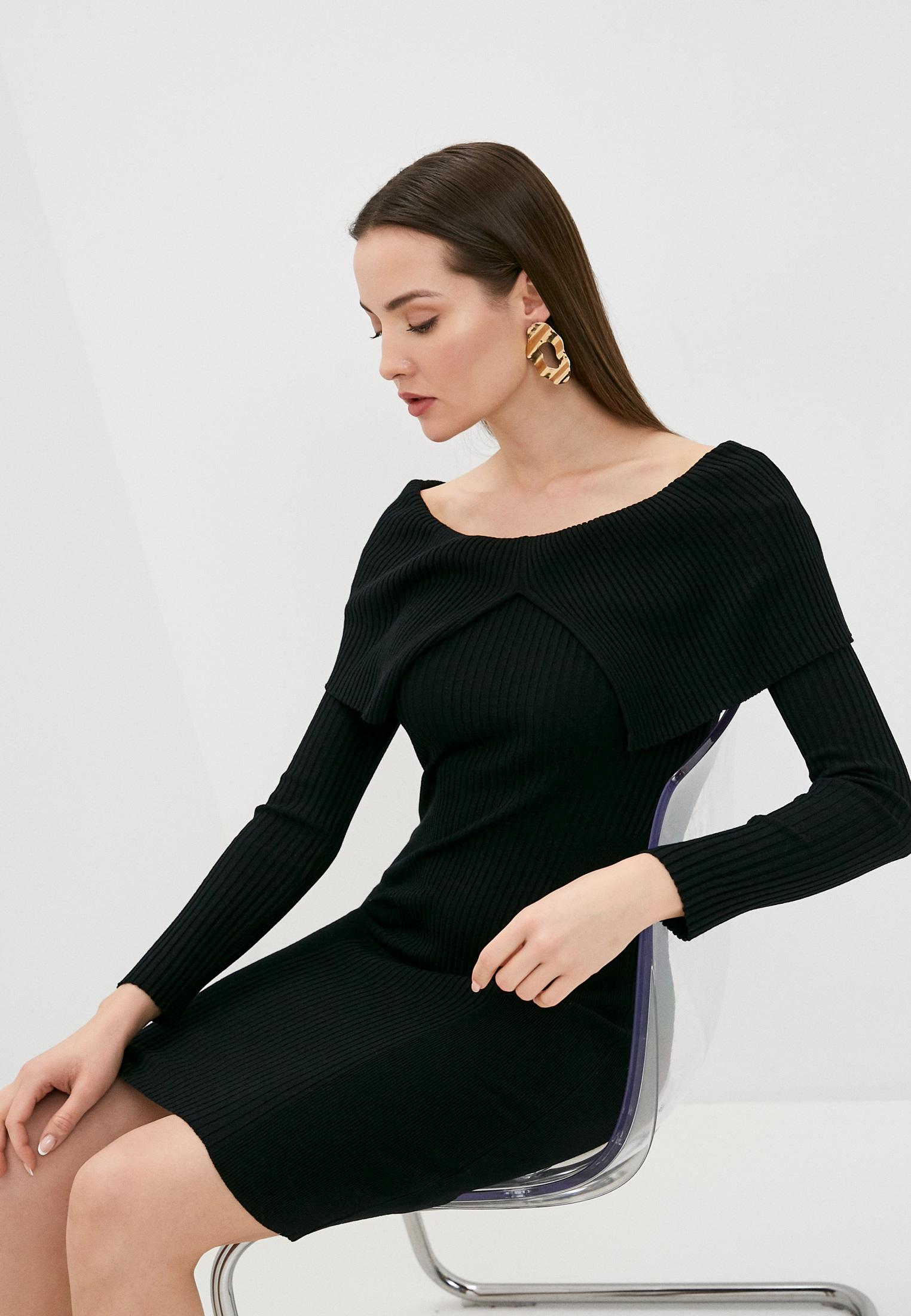 Вязаное платье Rinascimento Платье Rinascimento
