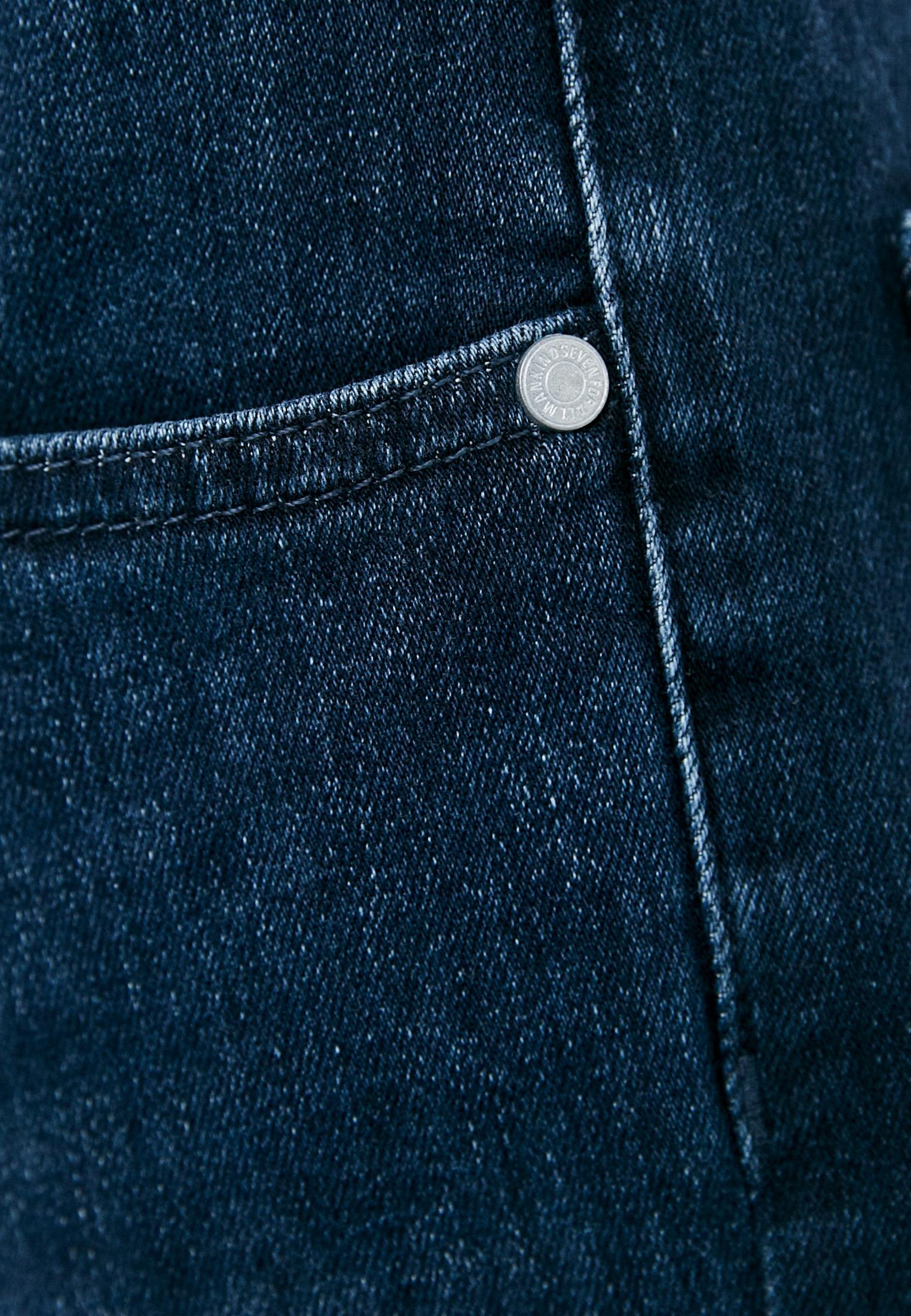 Мужские прямые джинсы 7 For All Mankind (7 Фо Олл Мэнкайнд) JSMNR460AI: изображение 5