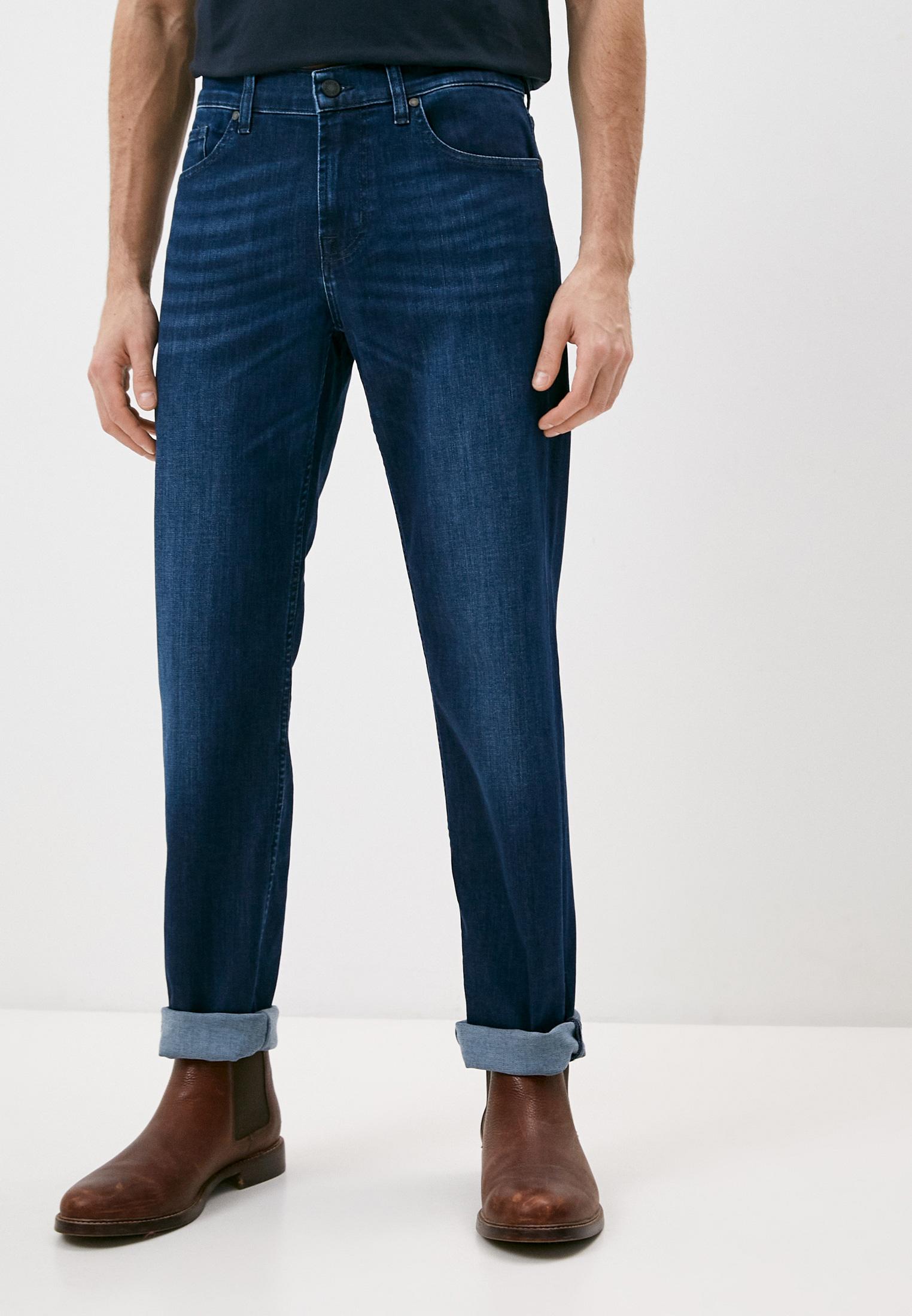 Мужские прямые джинсы 7 For All Mankind (7 Фо Олл Мэнкайнд) Джинсы 7 For All Mankind