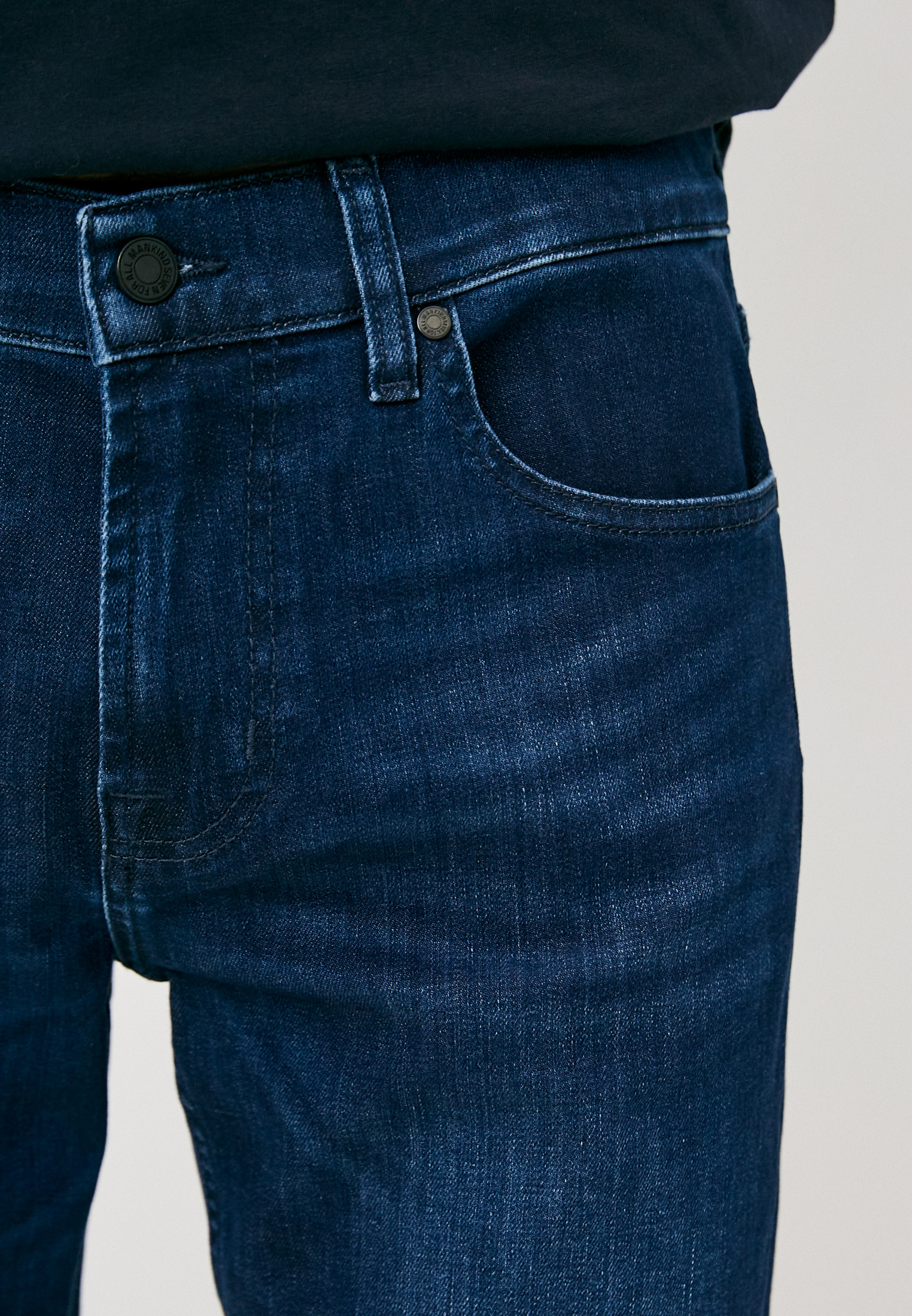Мужские прямые джинсы 7 For All Mankind (7 Фо Олл Мэнкайнд) JSMNR750PC: изображение 5