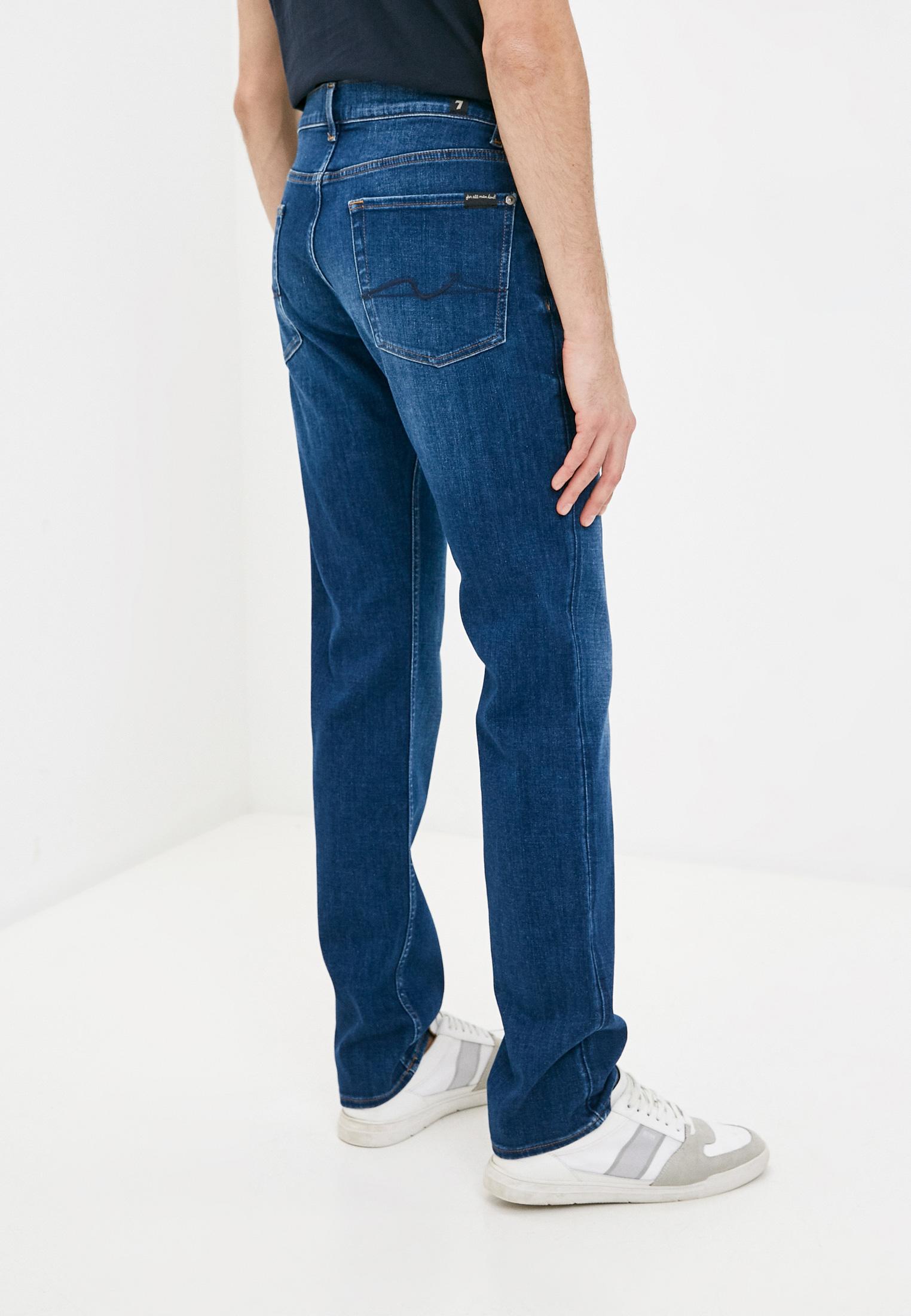 Мужские прямые джинсы 7 For All Mankind (7 Фо Олл Мэнкайнд) JSMSB480HY: изображение 4