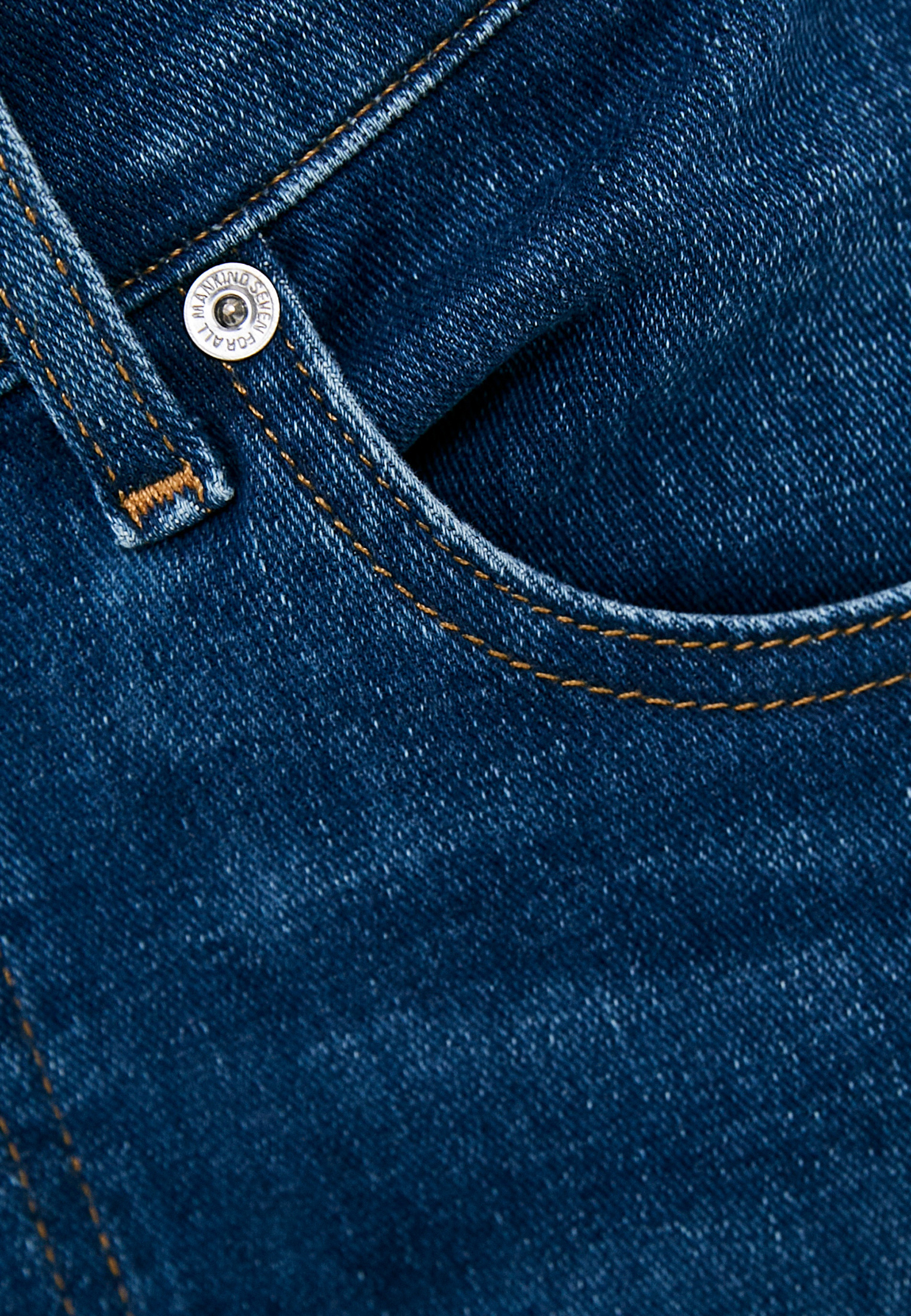 Мужские прямые джинсы 7 For All Mankind (7 Фо Олл Мэнкайнд) JSMSB480HY: изображение 5