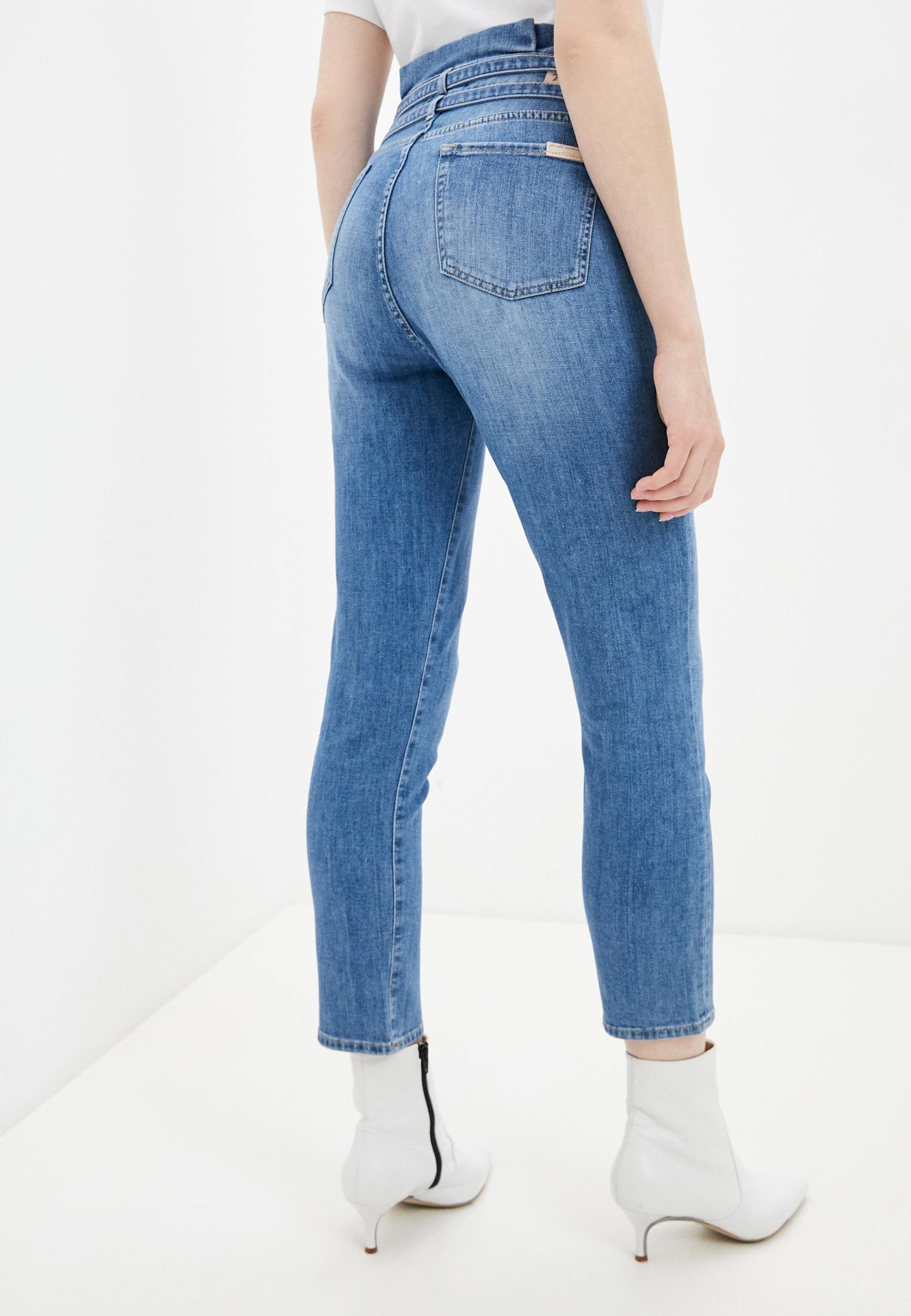 Зауженные джинсы 7 For All Mankind (7 Фо Олл Мэнкайнд) JSQAR510RT: изображение 4