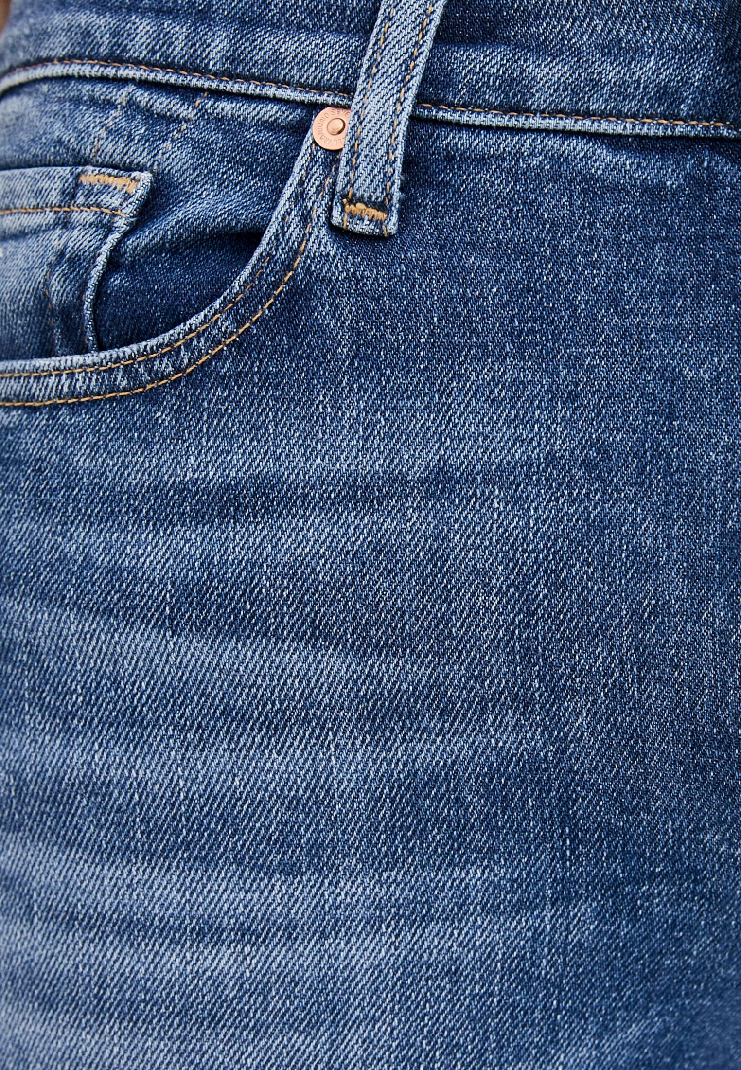Широкие и расклешенные джинсы 7 For All Mankind (7 Фо Олл Мэнкайнд) JSVYA500MI: изображение 5