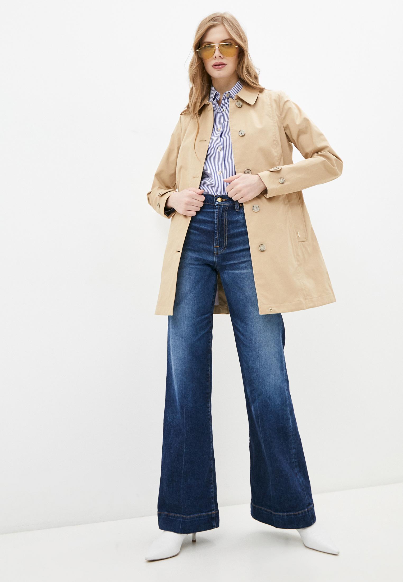 Широкие и расклешенные джинсы 7 For All Mankind (7 Фо Олл Мэнкайнд) JSWDB610AM: изображение 3