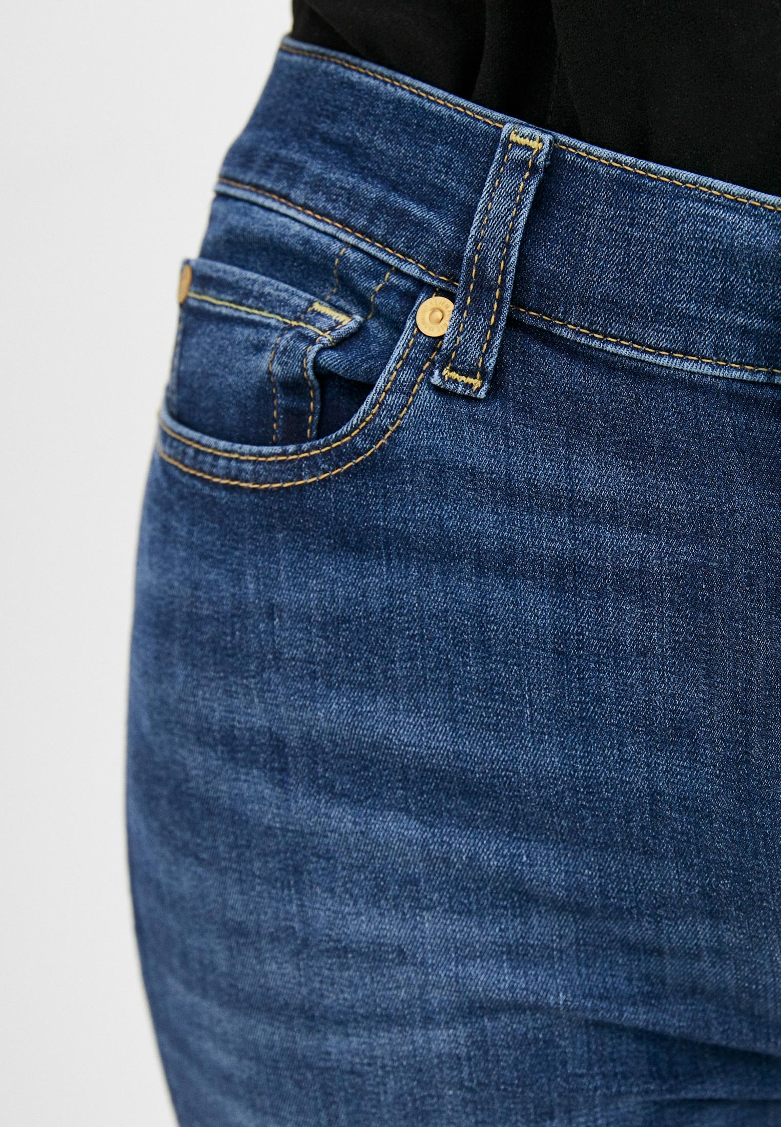 Зауженные джинсы 7 For All Mankind (7 Фо Олл Мэнкайнд) JSWX8870DD: изображение 5