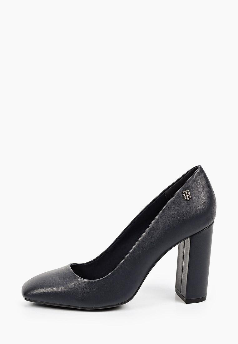 Женские туфли Tommy Hilfiger (Томми Хилфигер) FW0FW05436