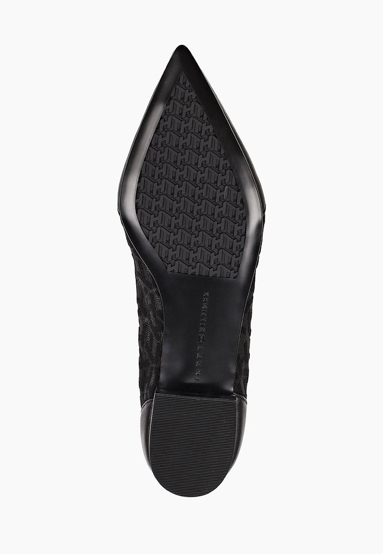 Женские туфли Tommy Hilfiger (Томми Хилфигер) FW0FW05648: изображение 5