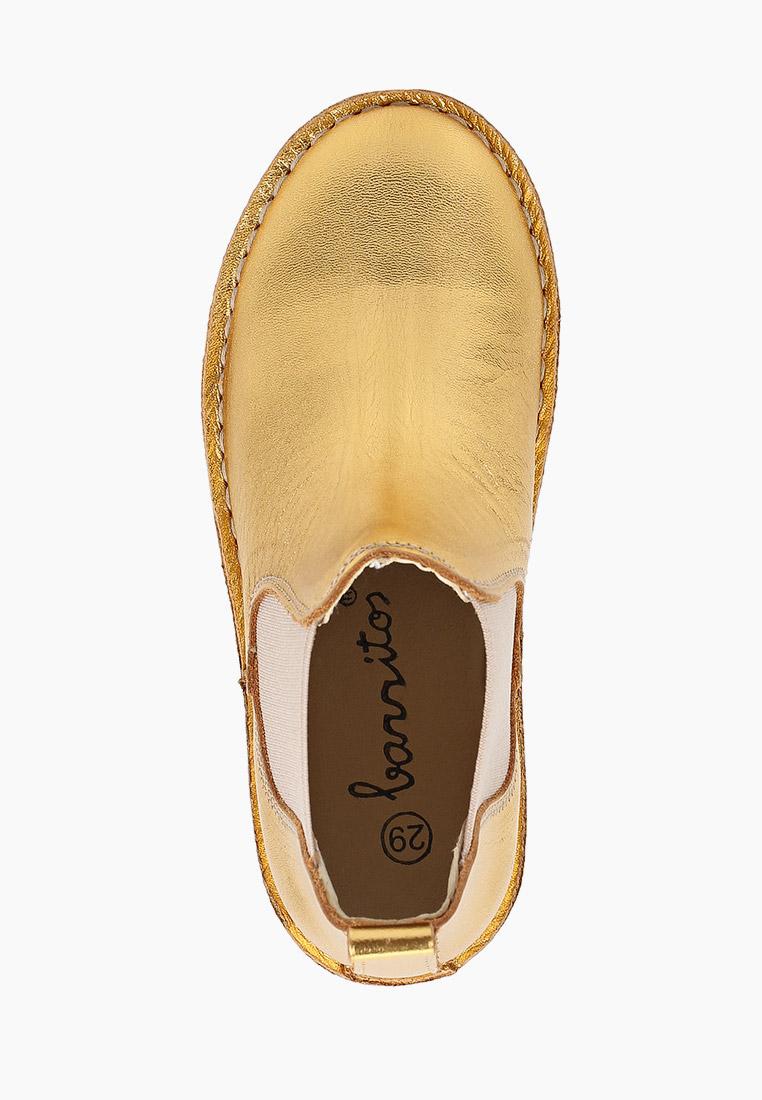 Ботинки для девочек Barritos 3897: изображение 4