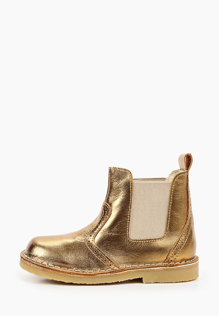 Ботинки для девочек Barritos 4438
