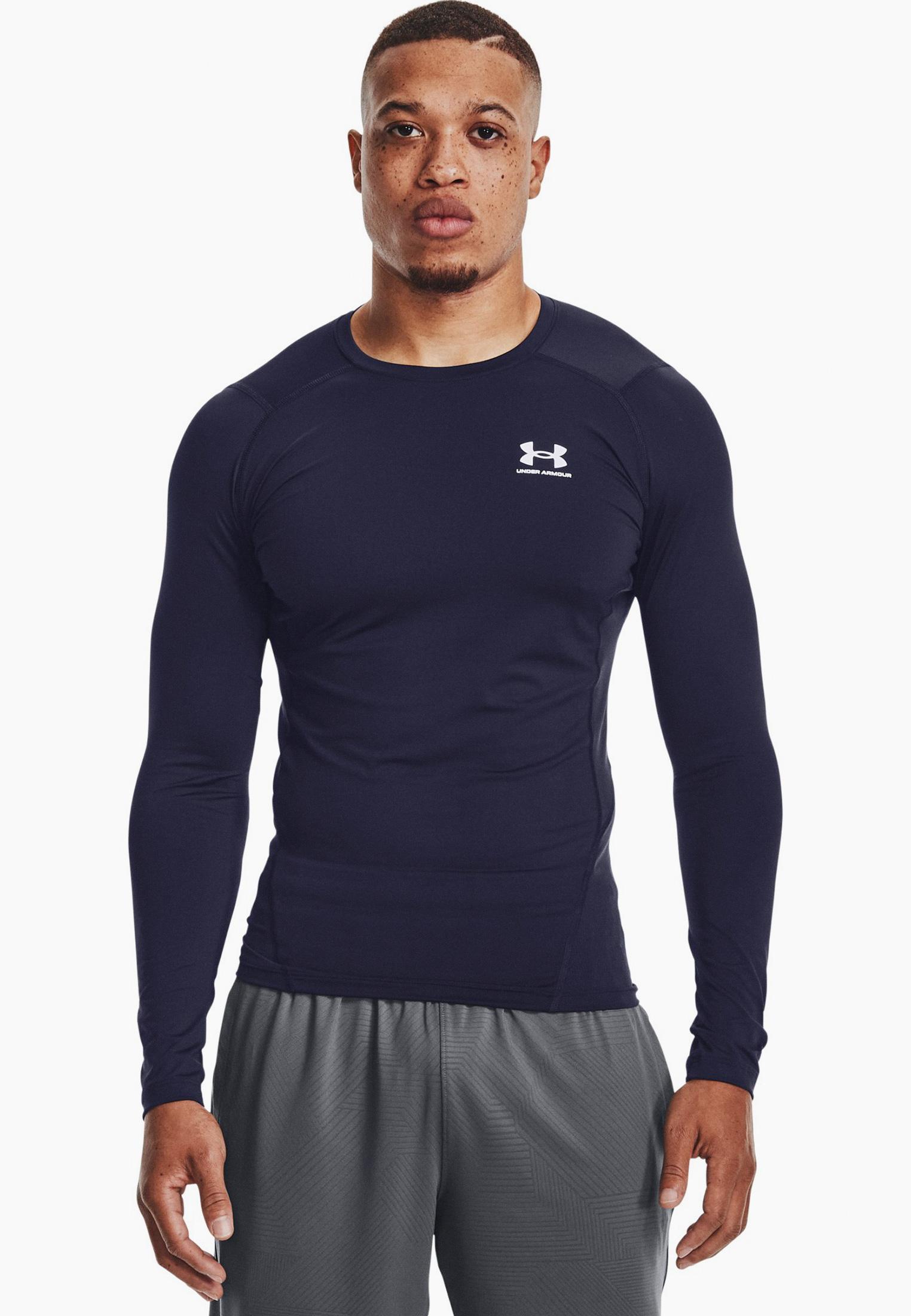 Спортивная футболка Under Armour Лонгслив компрессионный Under Armour