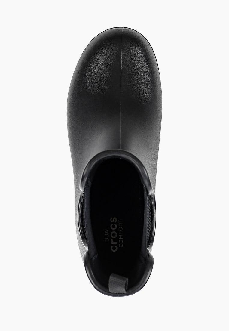 Женские резиновые полусапоги Crocs (Крокс) 204630: изображение 10