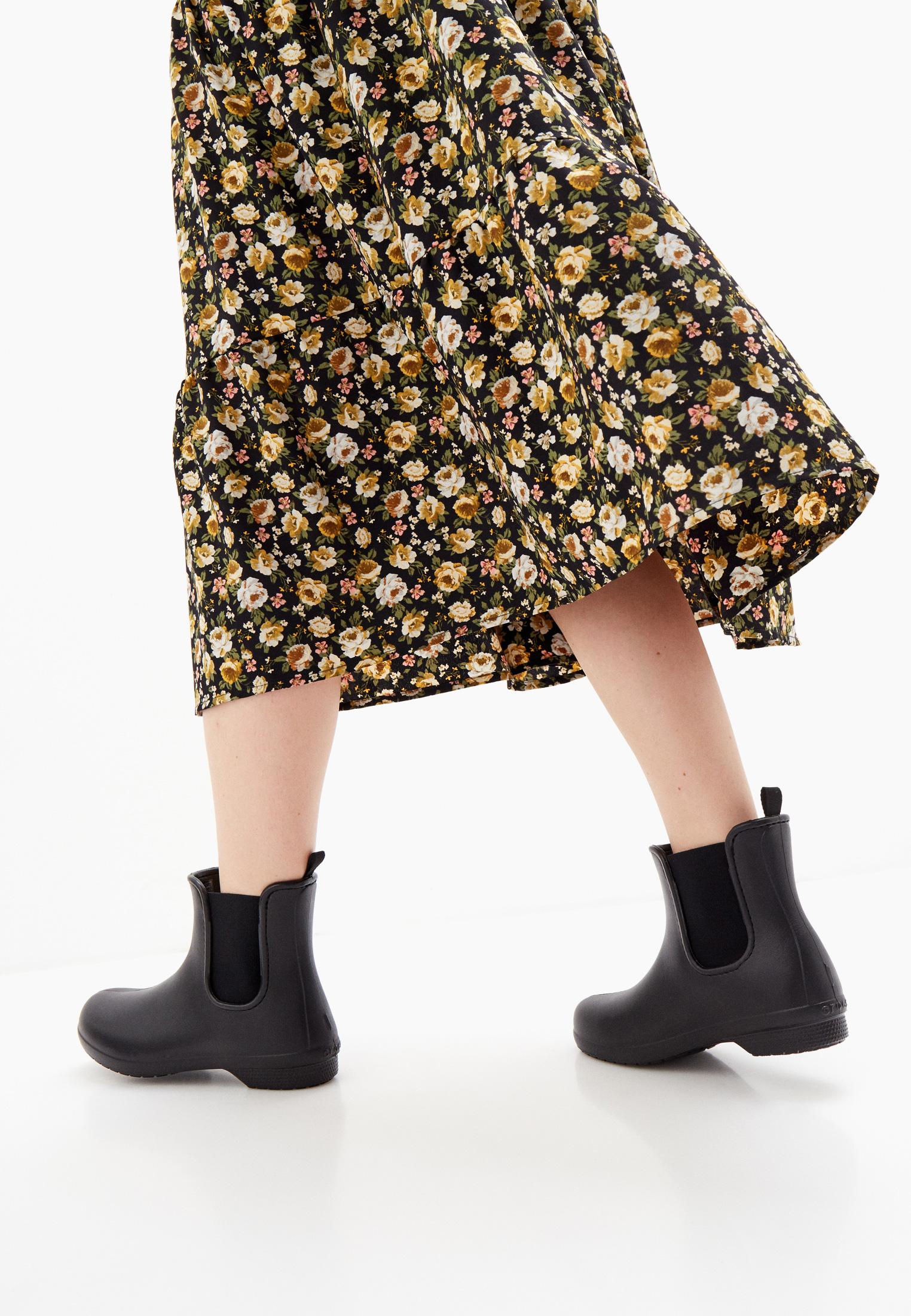 Женские резиновые полусапоги Crocs (Крокс) 204630: изображение 12